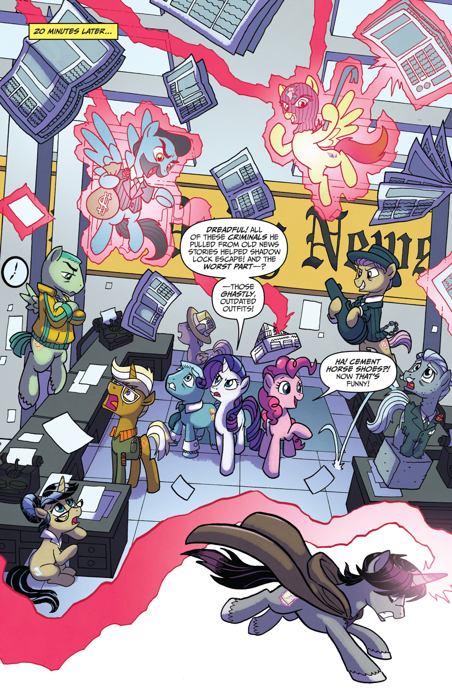 Read online My Little Pony: Friendship is Magic comic -  Issue #52 - 13