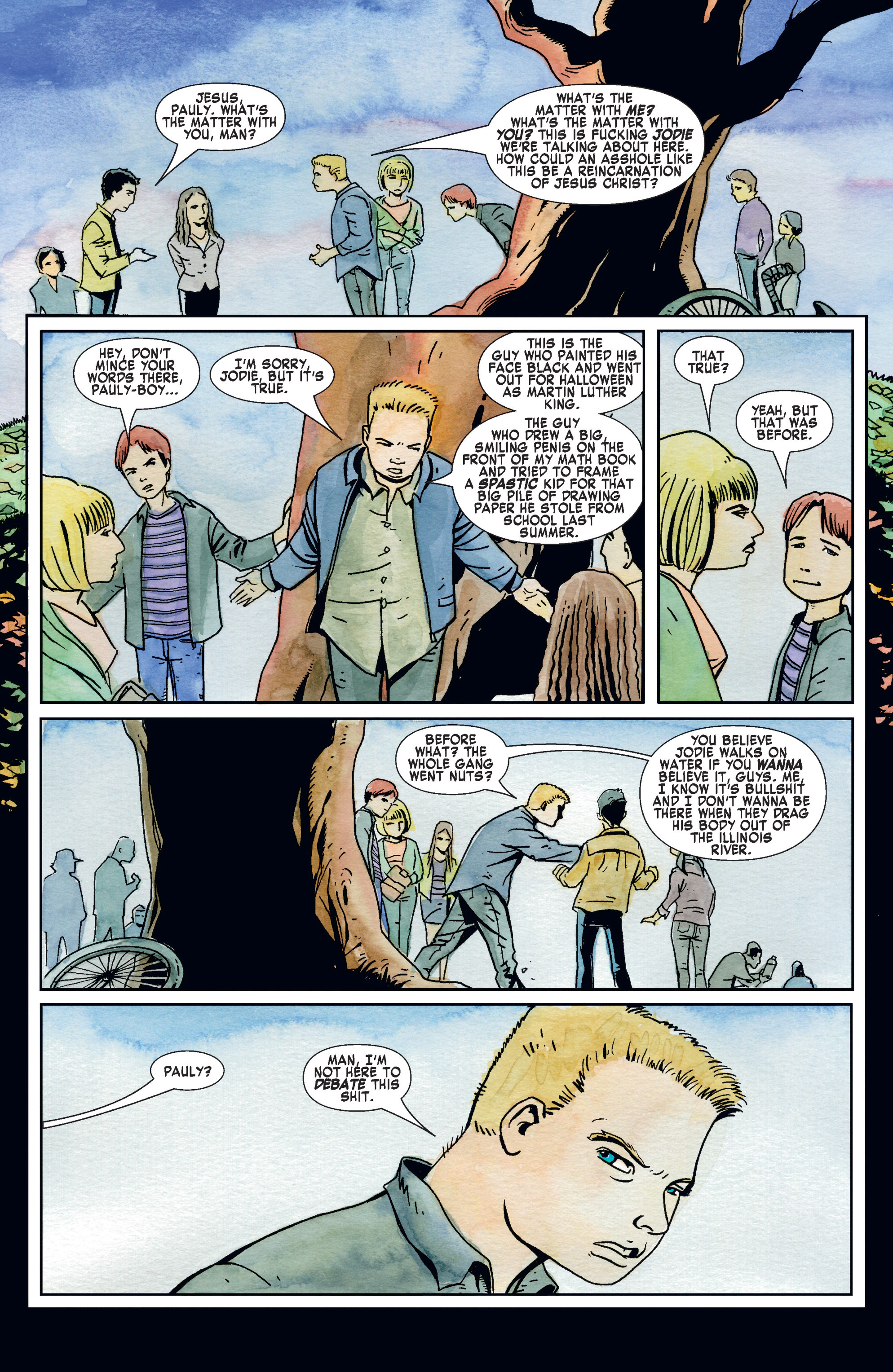 Read online American Jesus comic -  Issue # TPB - 37