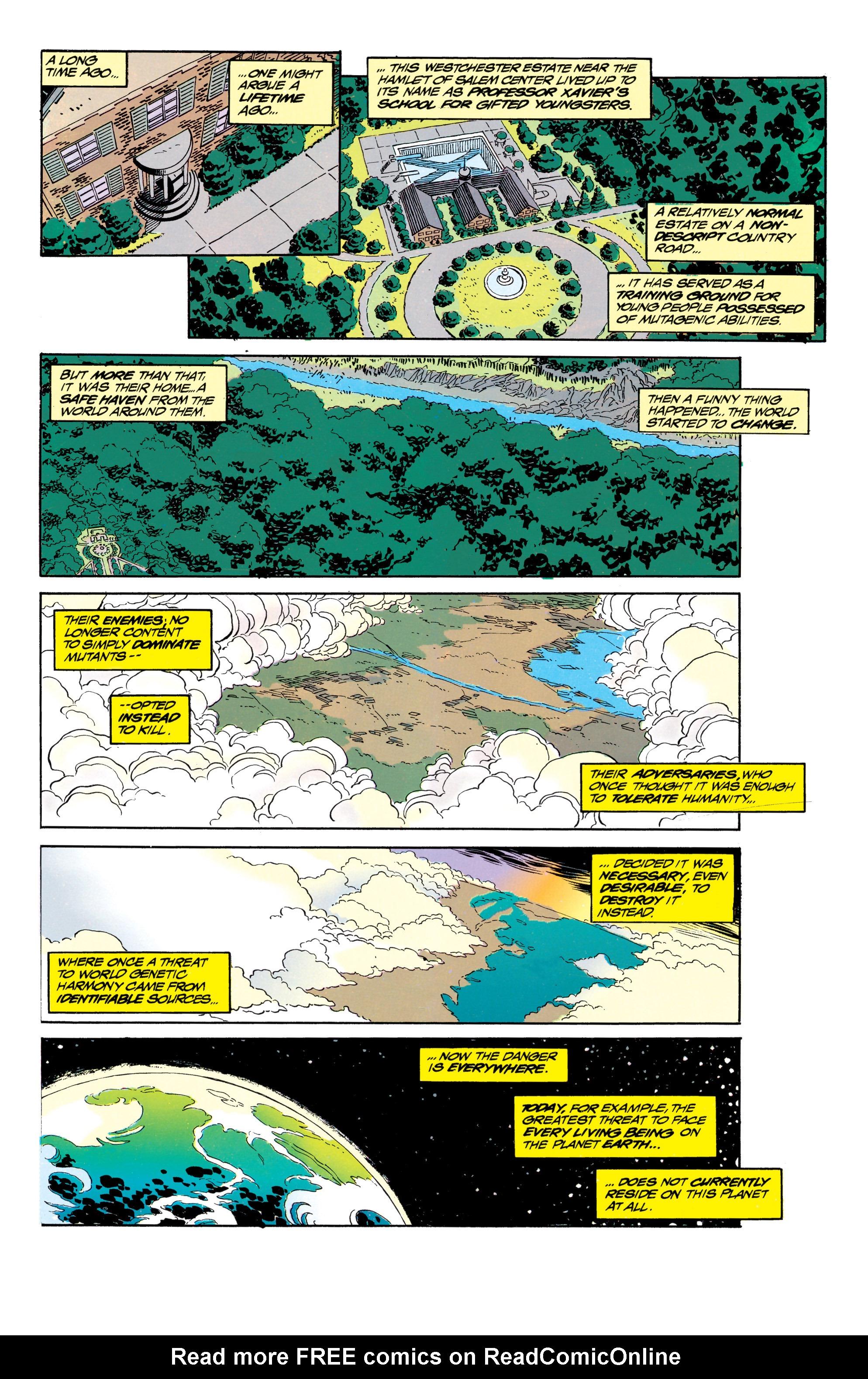 Read online Uncanny X-Men (1963) comic -  Issue #304 - 9