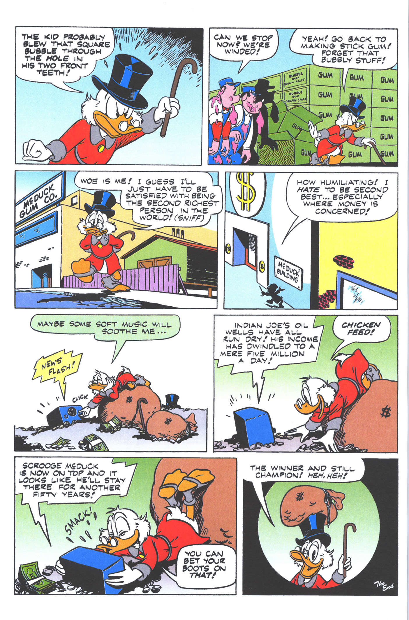 Read online Uncle Scrooge (1953) comic -  Issue #372 - 30