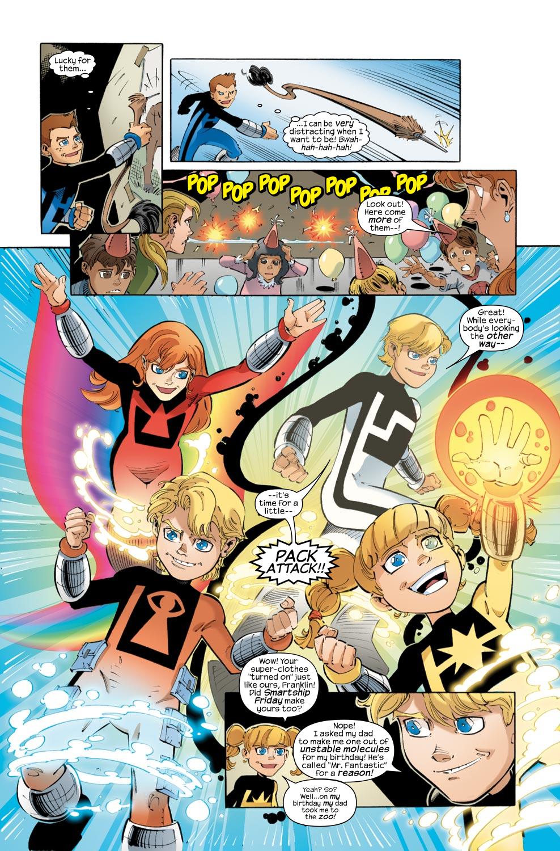Read online Skrulls vs. Power Pack comic -  Issue #1 - 7