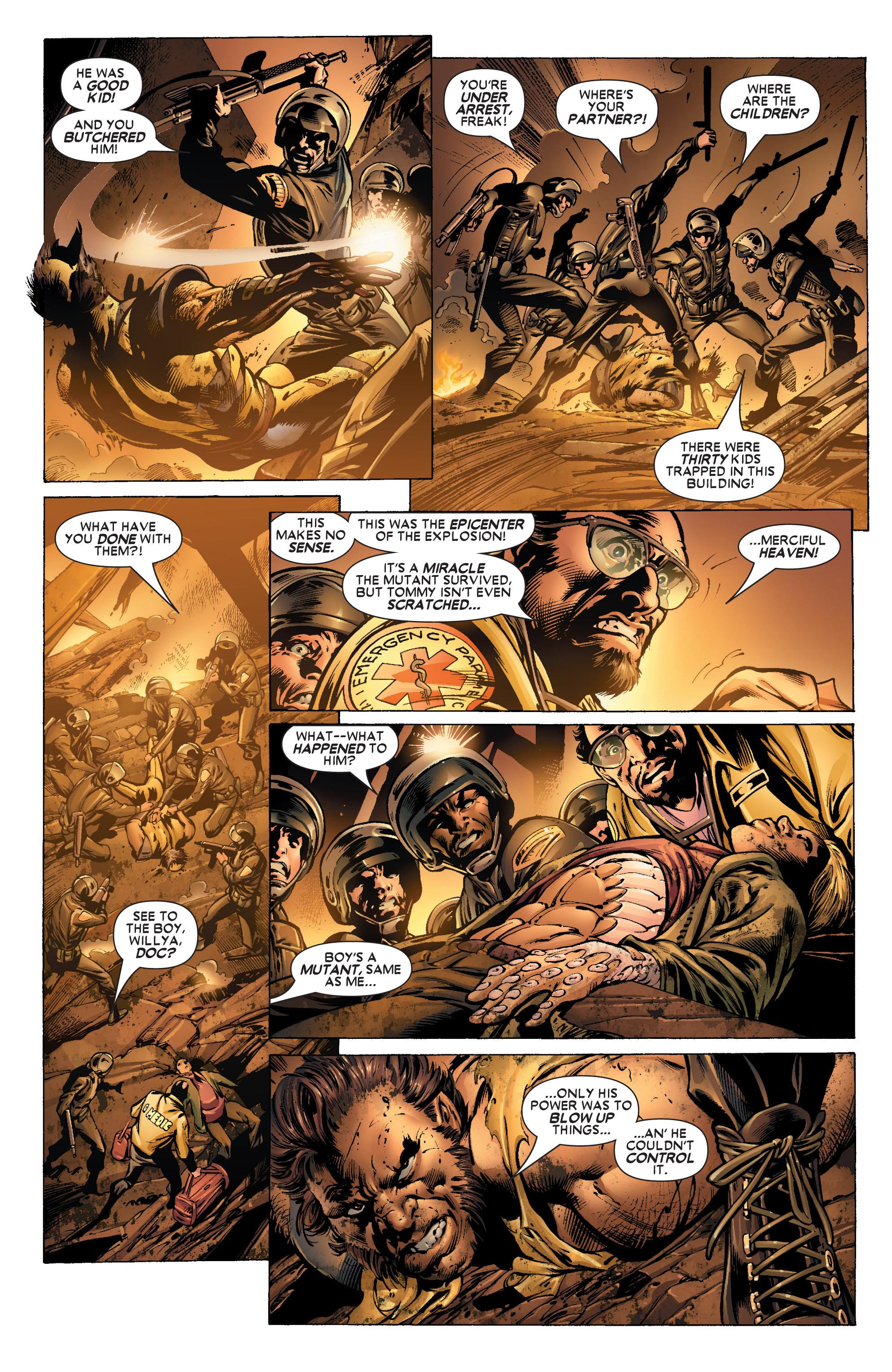 Read online Uncanny X-Men (1963) comic -  Issue #445 - 5