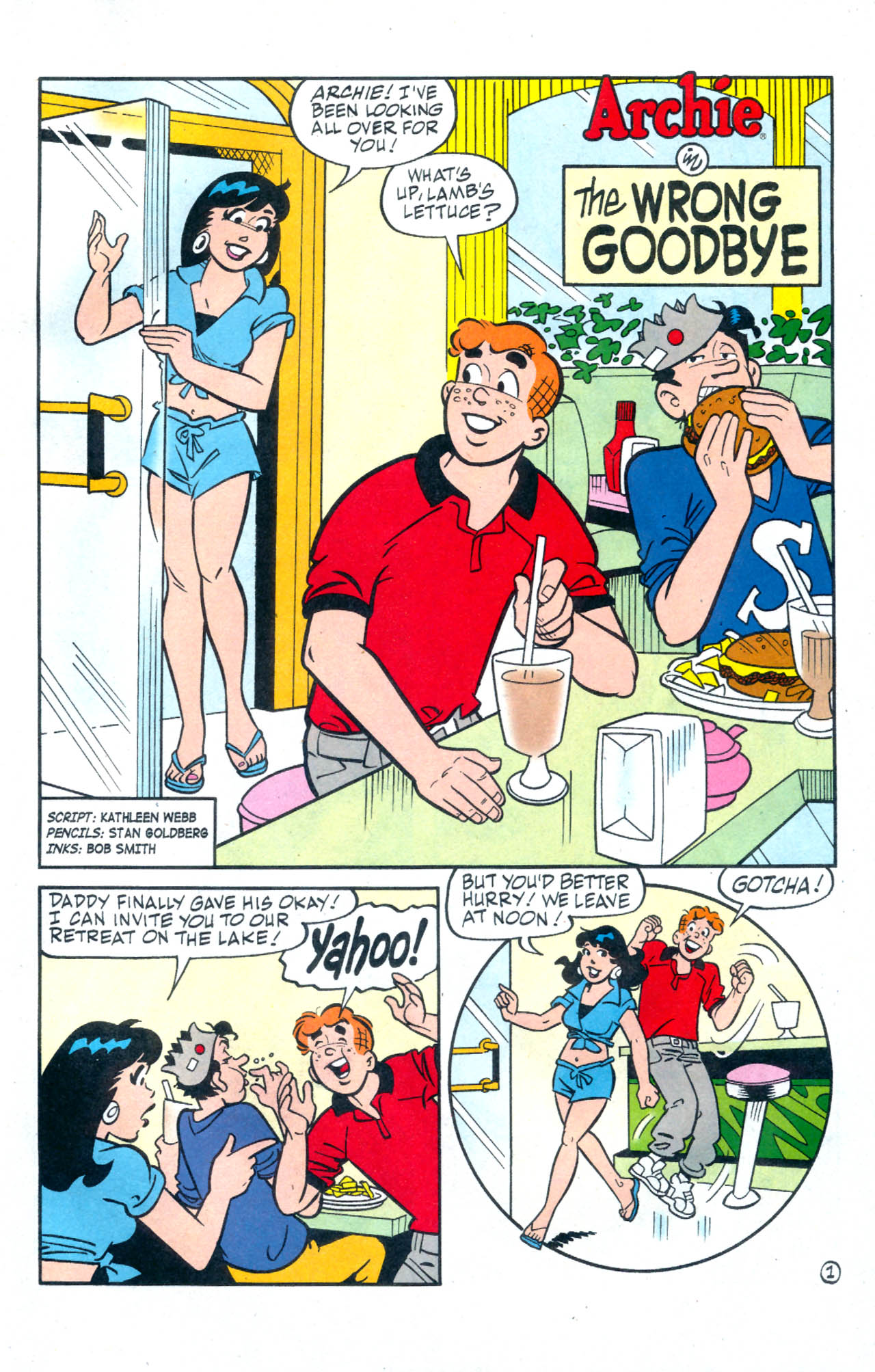 Read online Archie (1960) comic -  Issue #576 - 21