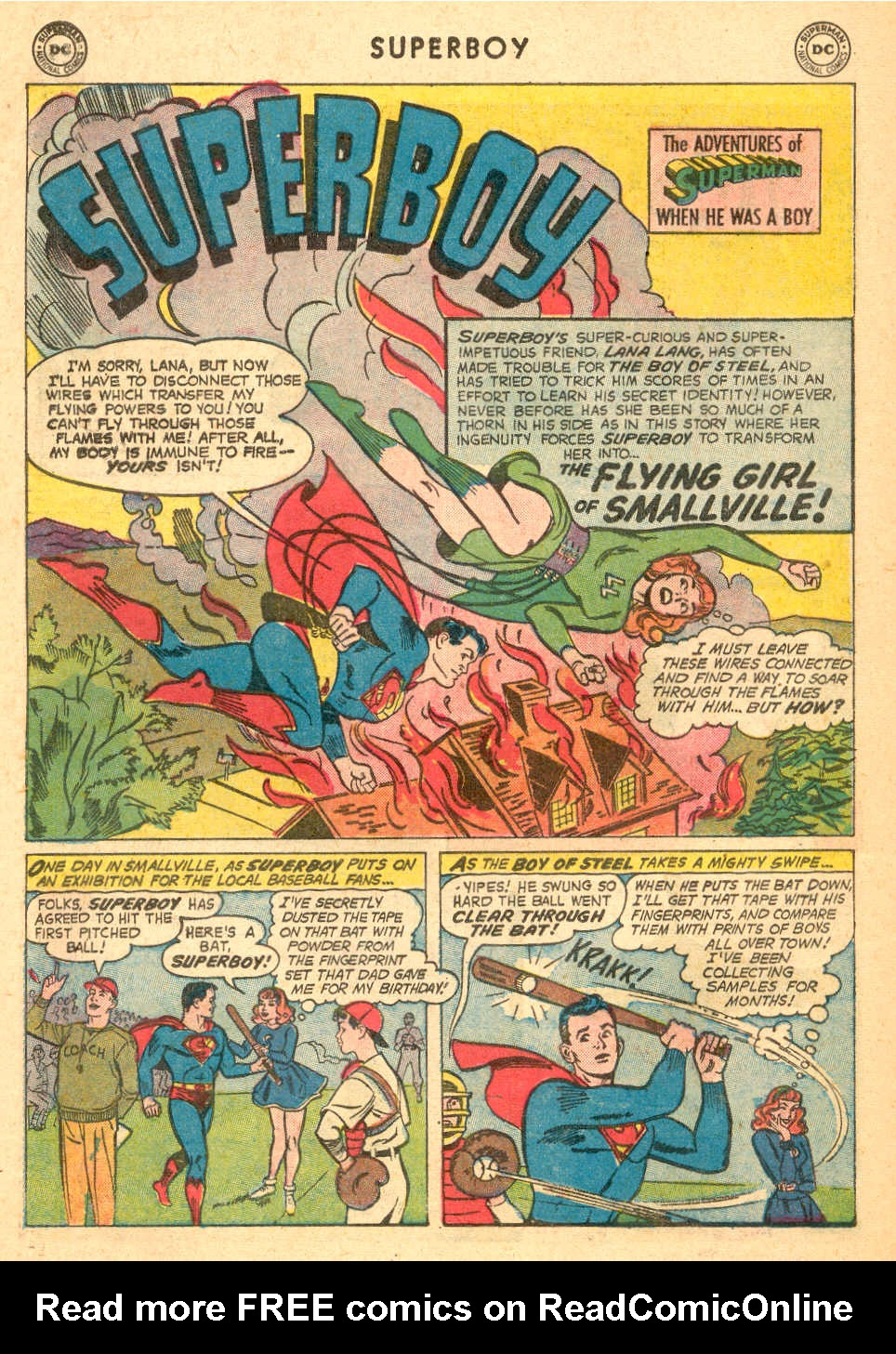 Superboy (1949) issue 72 - Page 22