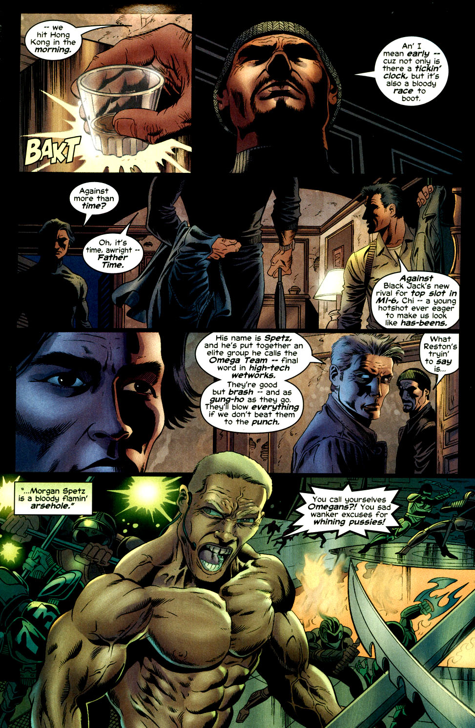 Read online Shang-Chi: Master of Kung Fu comic -  Issue #2 - 14