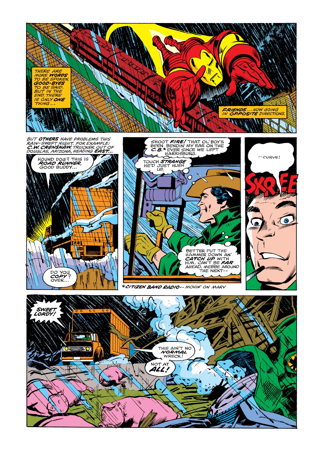 Read online Marvel Masterworks: The Invincible Iron Man comic -  Issue # TPB 11 (Part 2) - 61