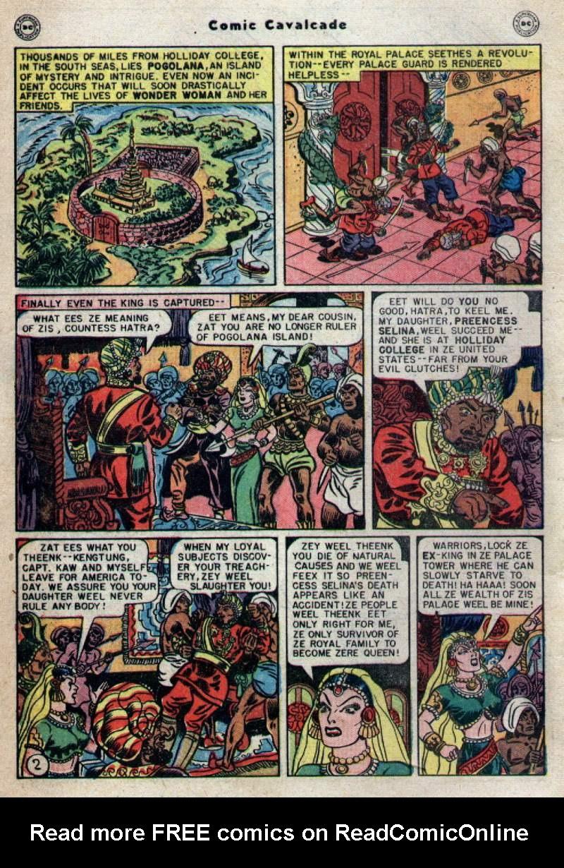 Comic Cavalcade issue 28 - Page 4