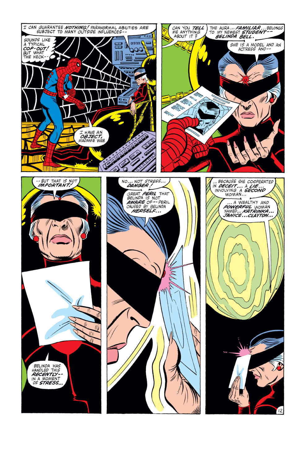 The Amazing Spider-Man (1963) 210 Page 12