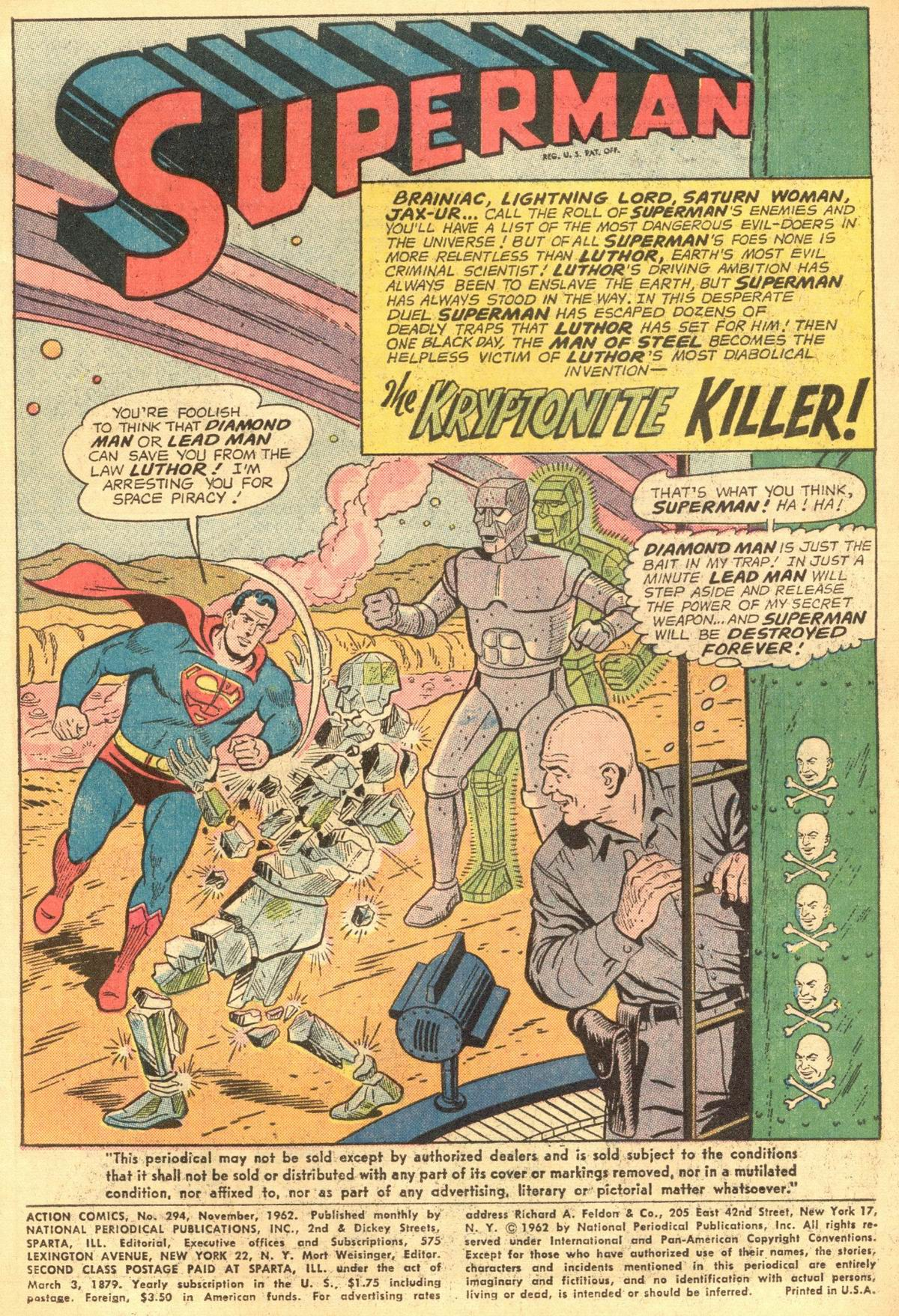 Action Comics (1938) 294 Page 2