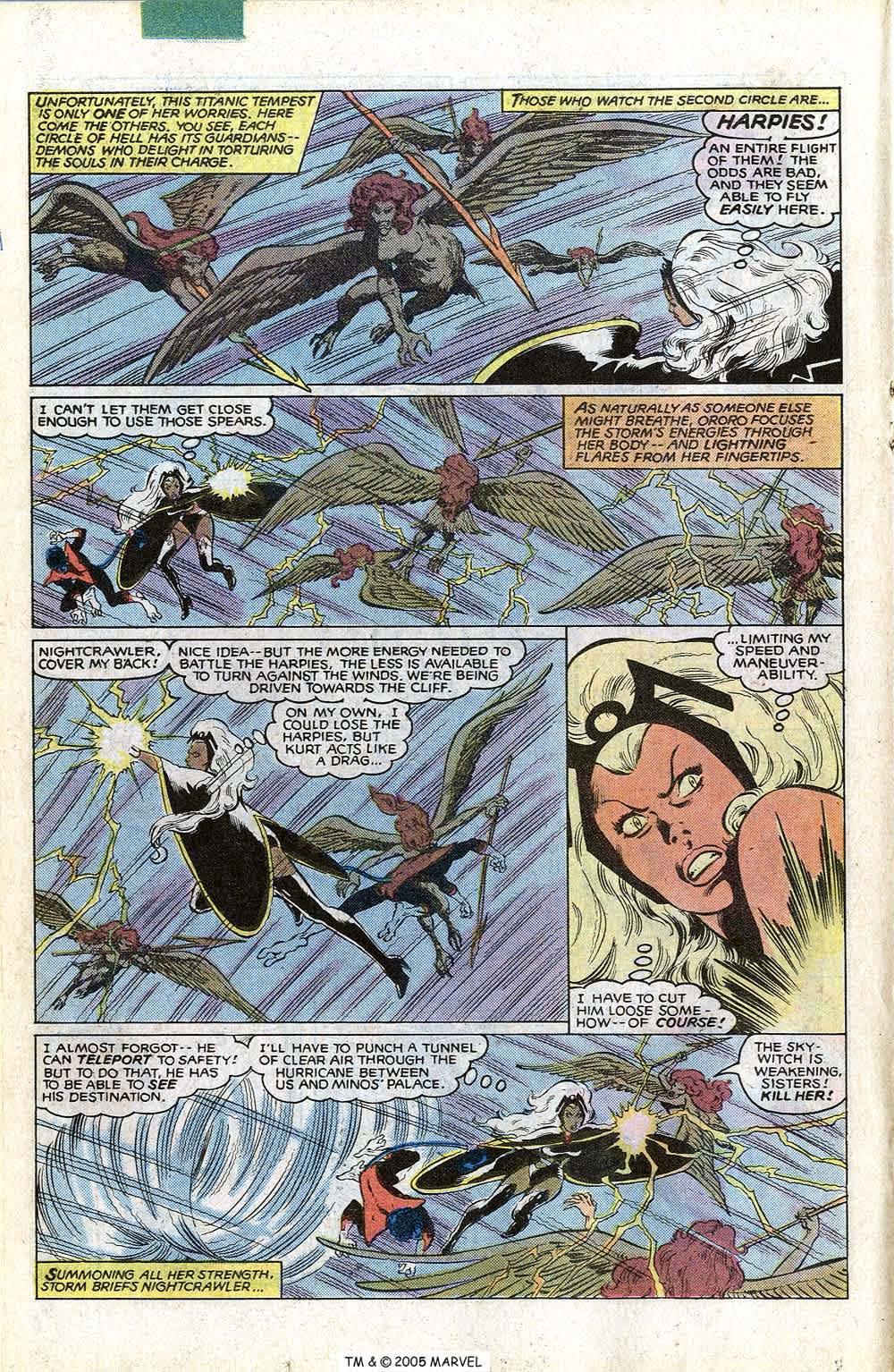 Read online Uncanny X-Men (1963) comic -  Issue # _Annual 4 - 26
