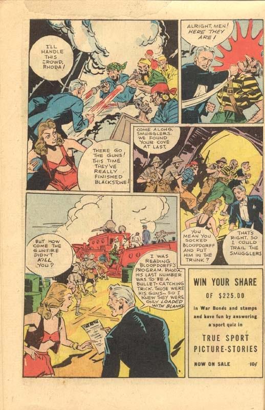 Super-Magician Comics issue 31 - Page 30