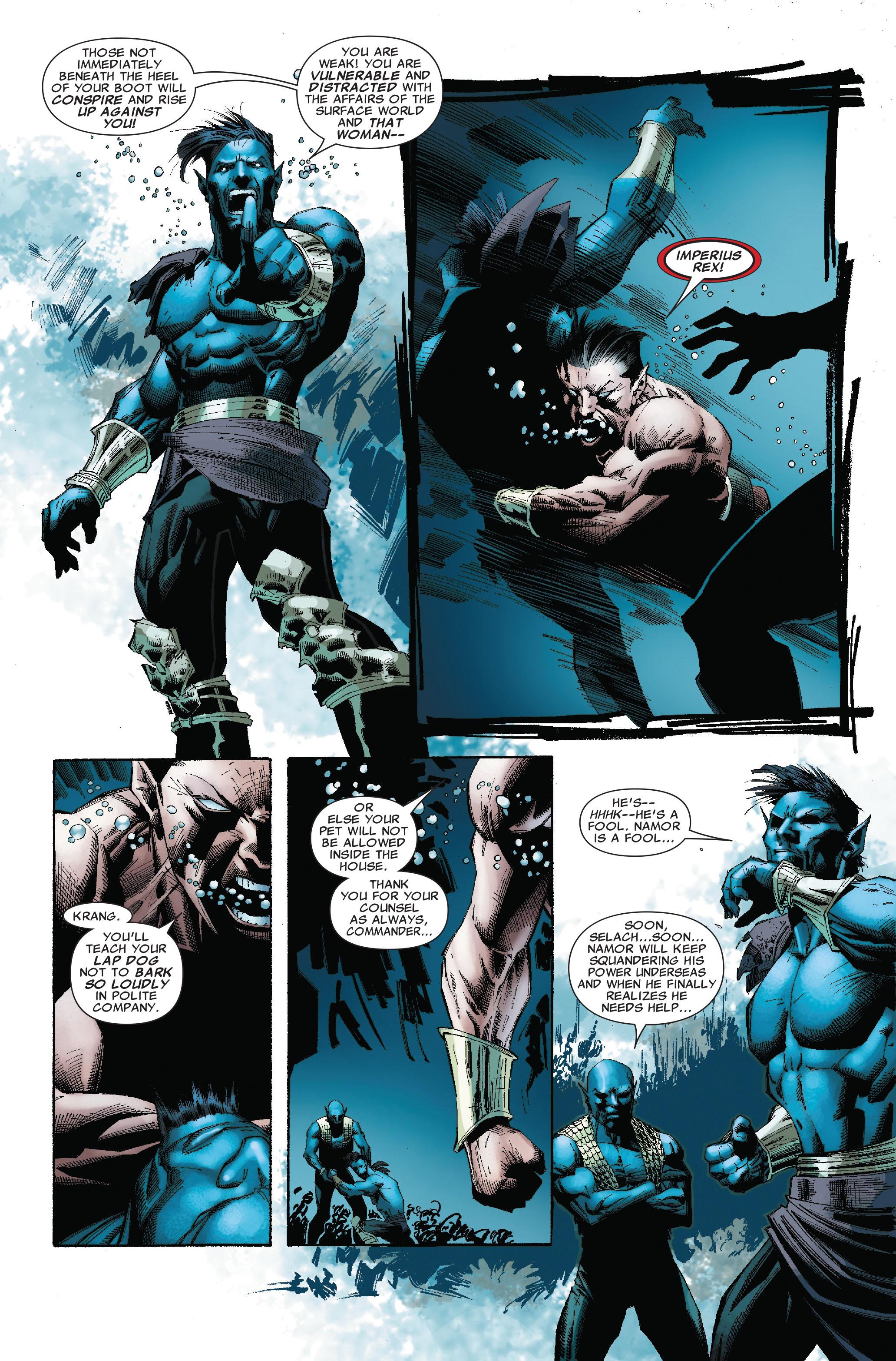 Read online Uncanny X-Men (1963) comic -  Issue #528 - 11