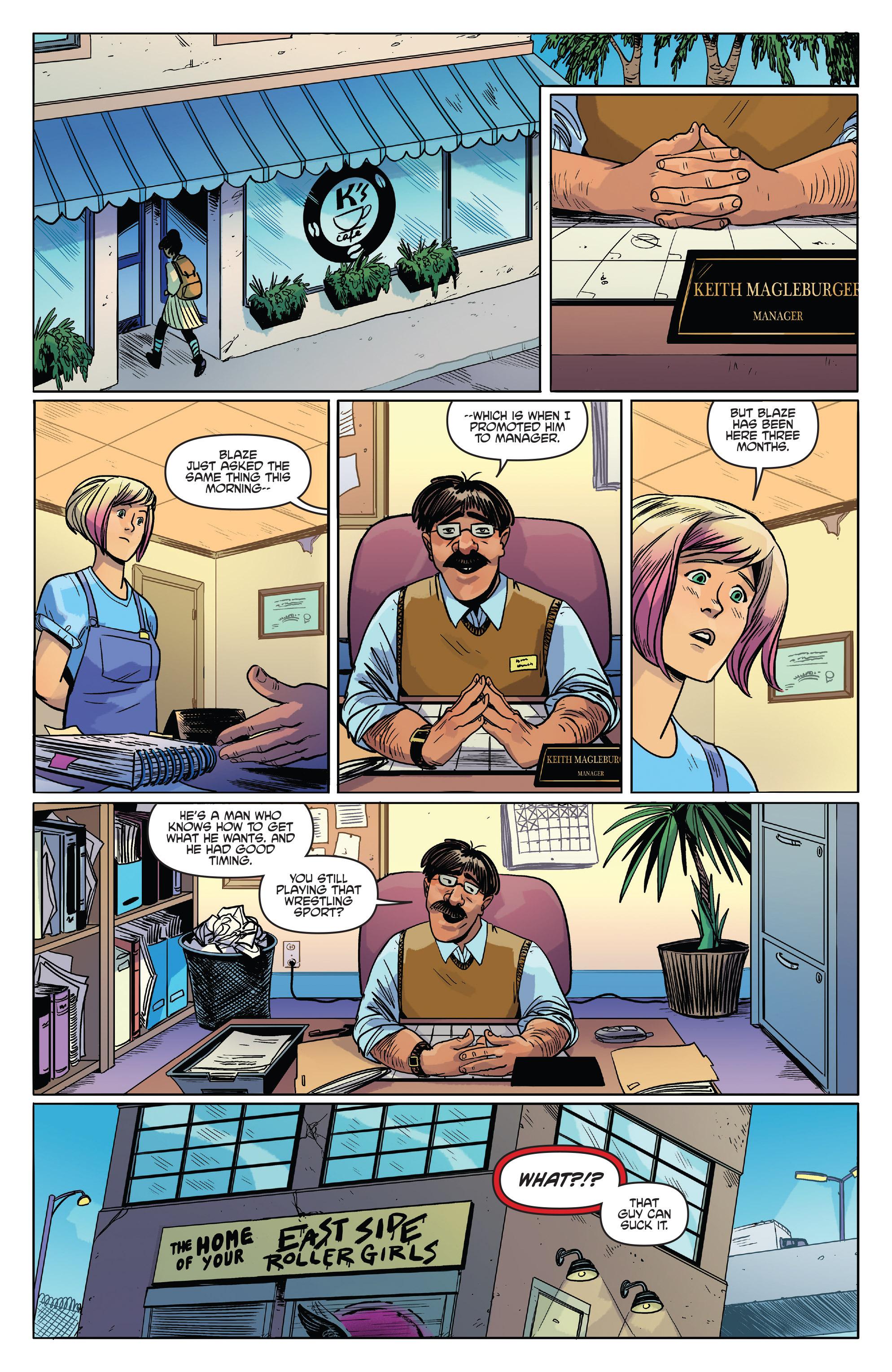 Read online Slam! comic -  Issue #3 - 18
