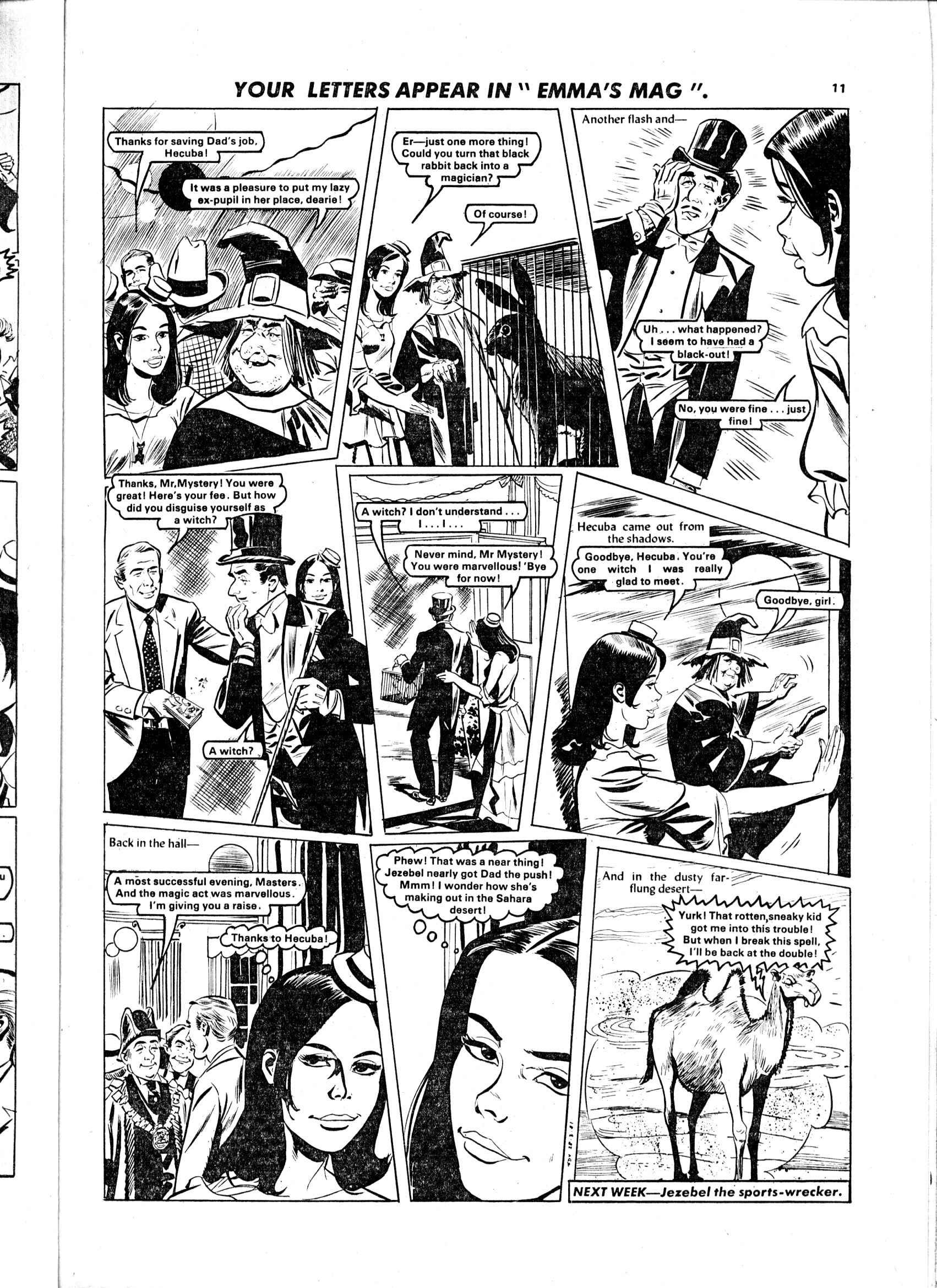 Read online Judy comic -  Issue #1107 - 11