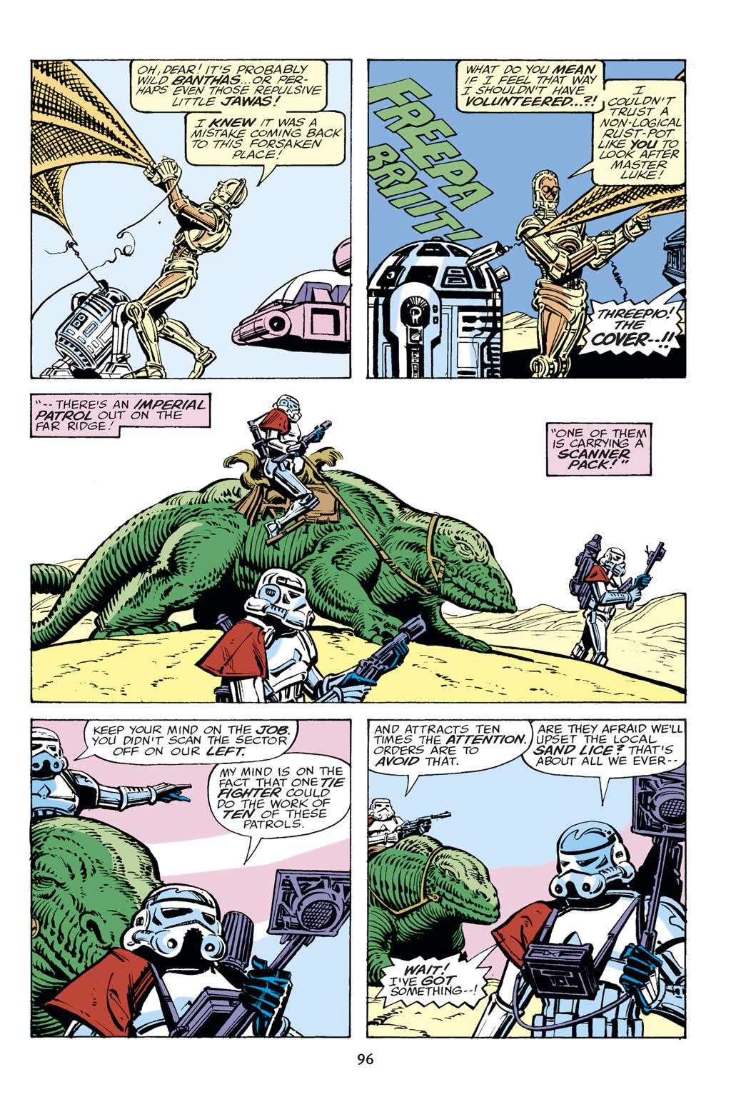 Read online Star Wars Omnibus comic -  Issue # Vol. 14 - 96
