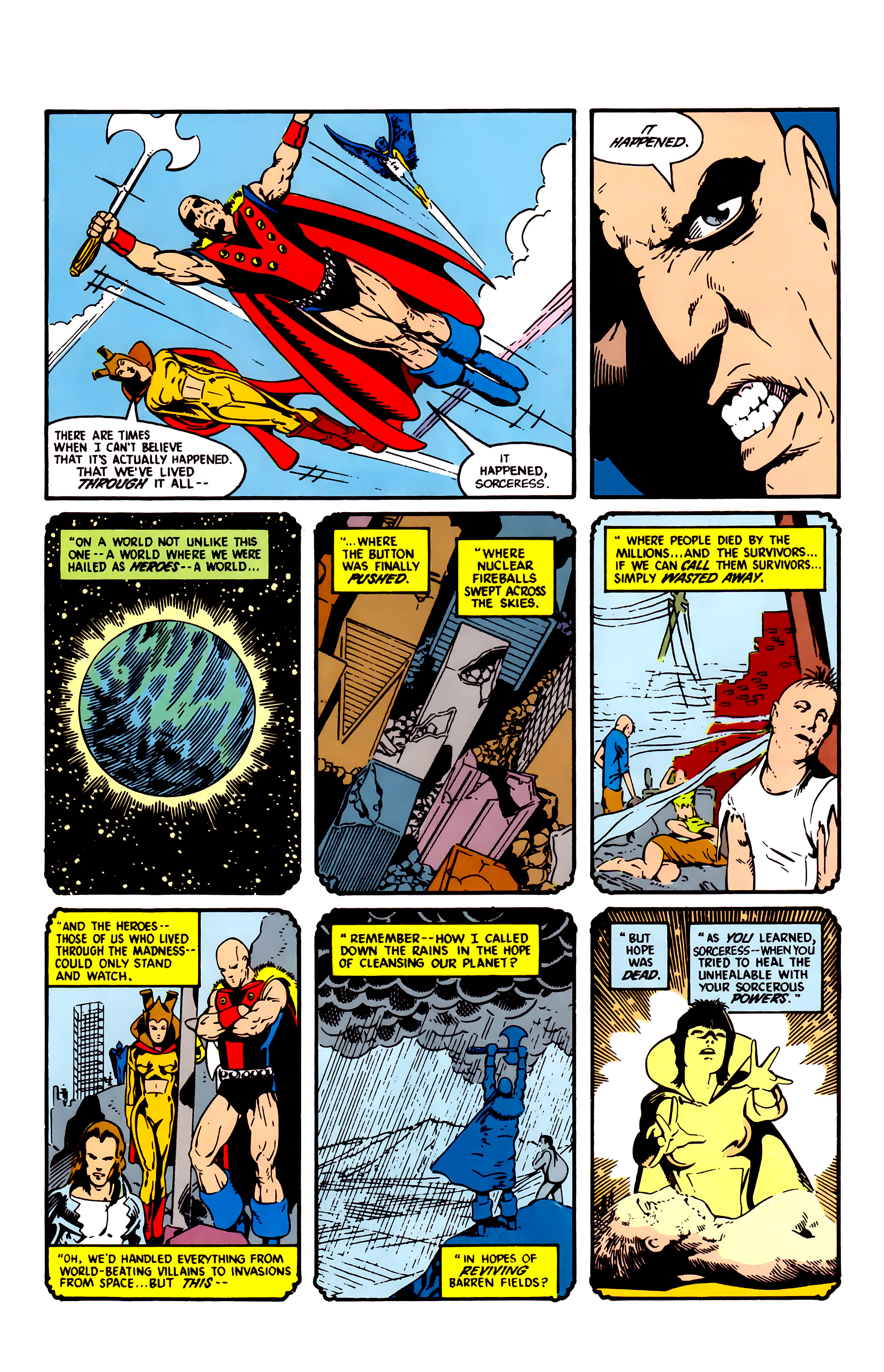 Read online Justice League (1987) comic -  Issue #2 - 17
