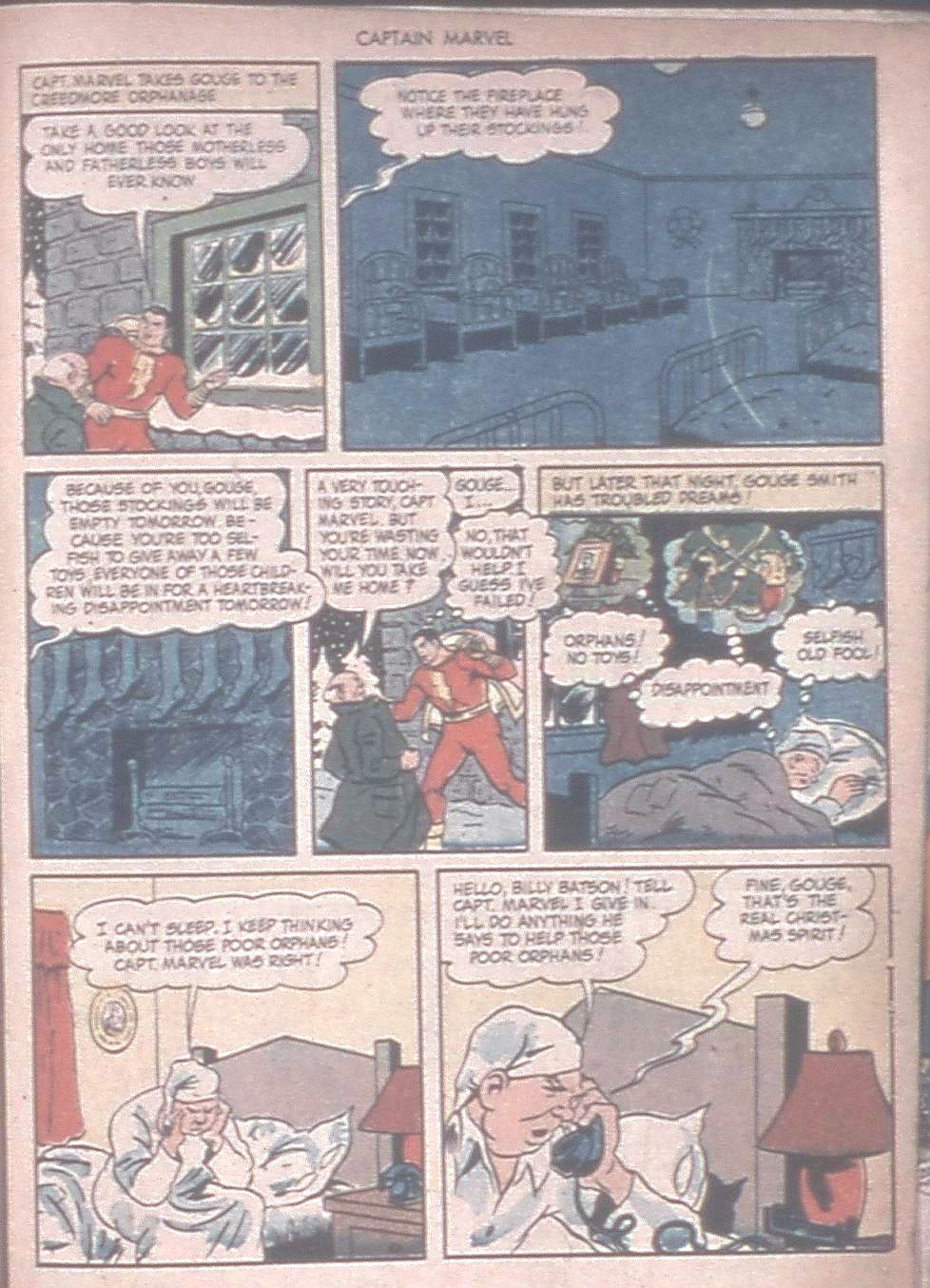 Captain Marvel Adventures issue 42 - Page 47