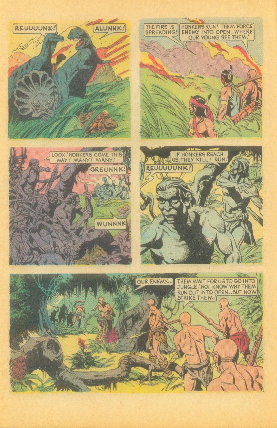 Read online Turok, Son of Stone comic -  Issue #87 - 16