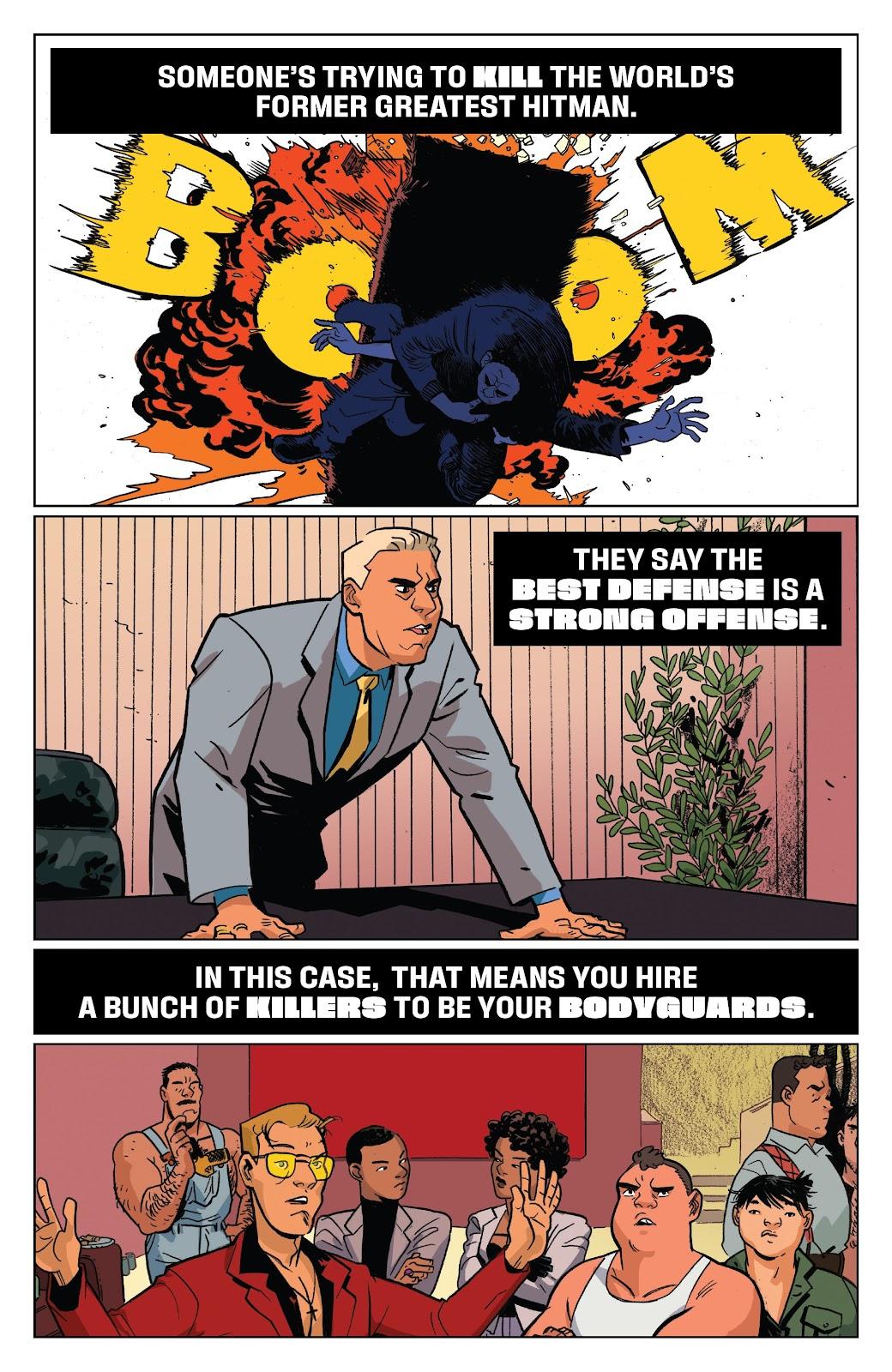 Read online Hardcore comic -  Issue #3 - 25