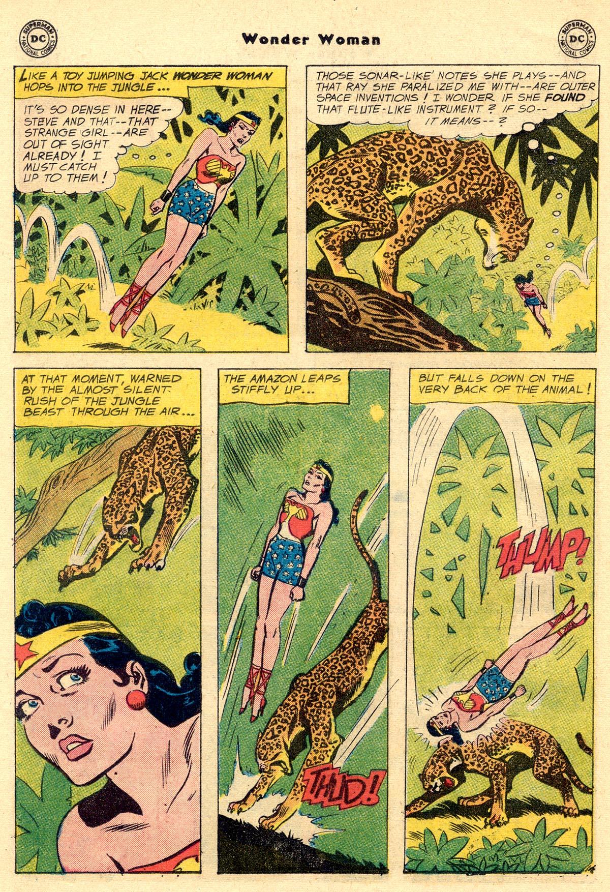 Read online Wonder Woman (1942) comic -  Issue #110 - 18