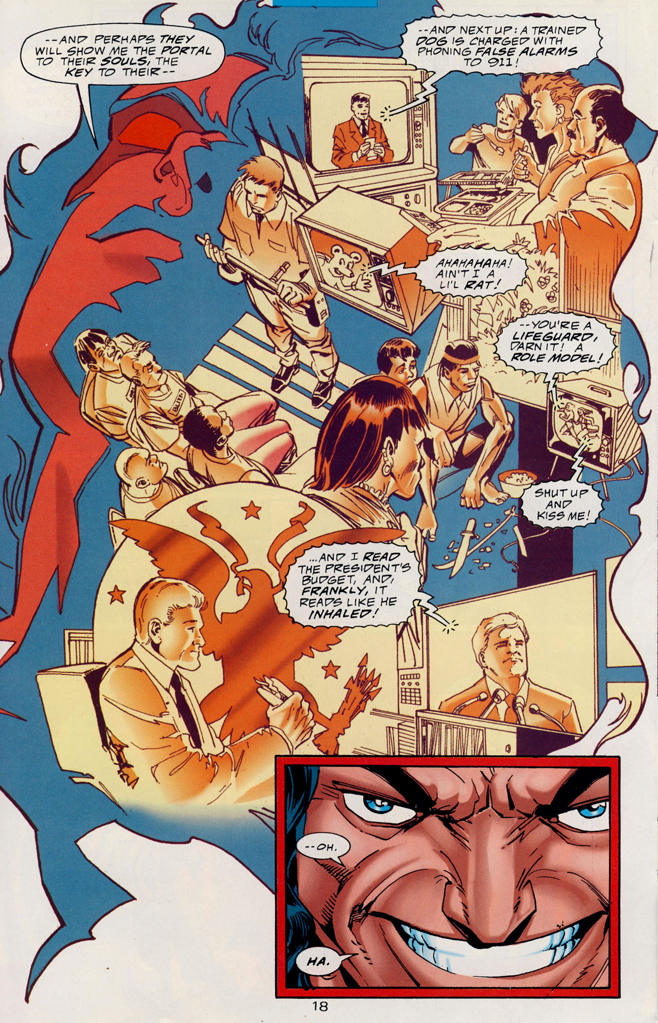 Action Comics (1938) 723 Page 25