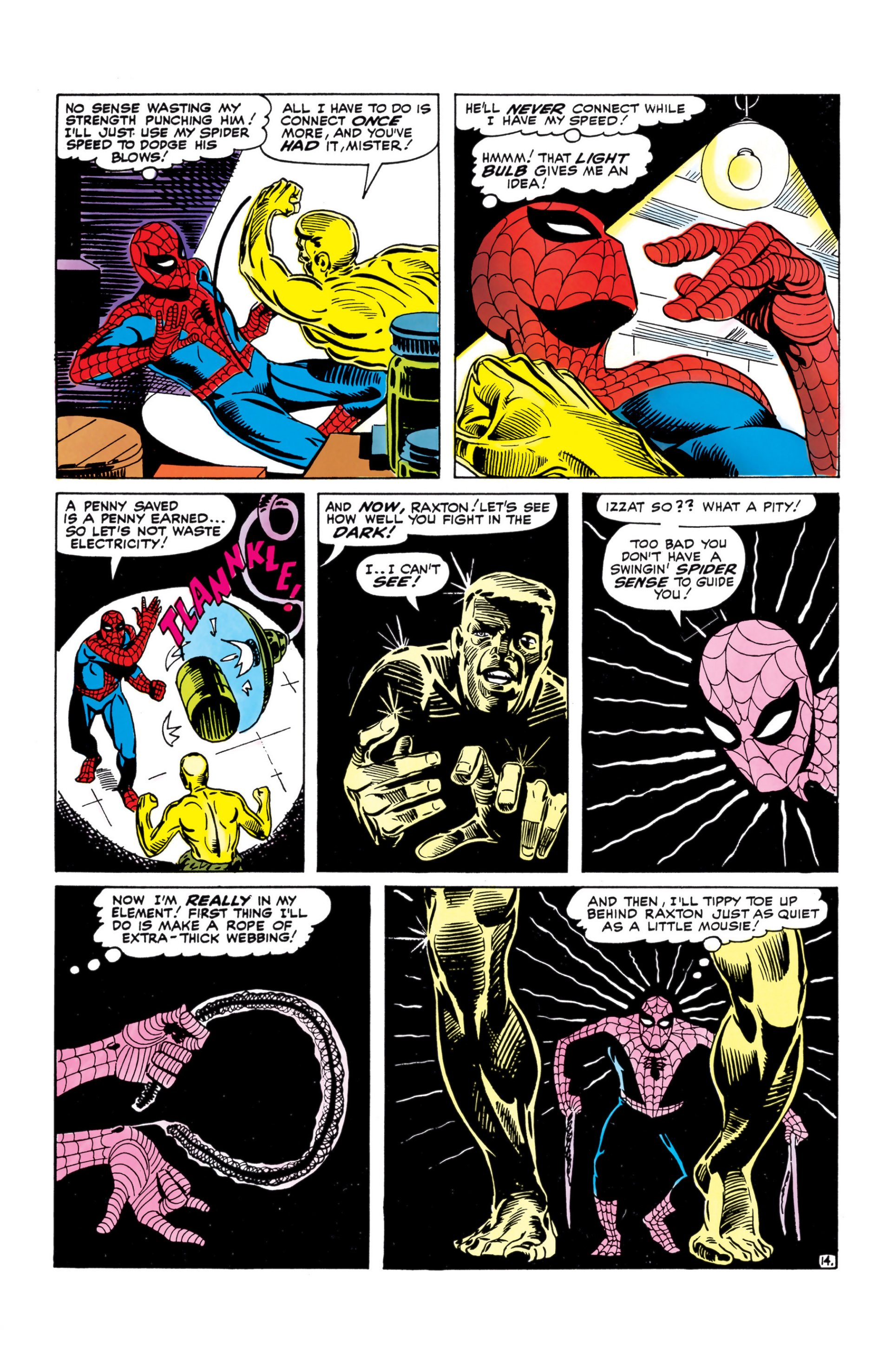 The Amazing Spider-Man (1963) 28 Page 14