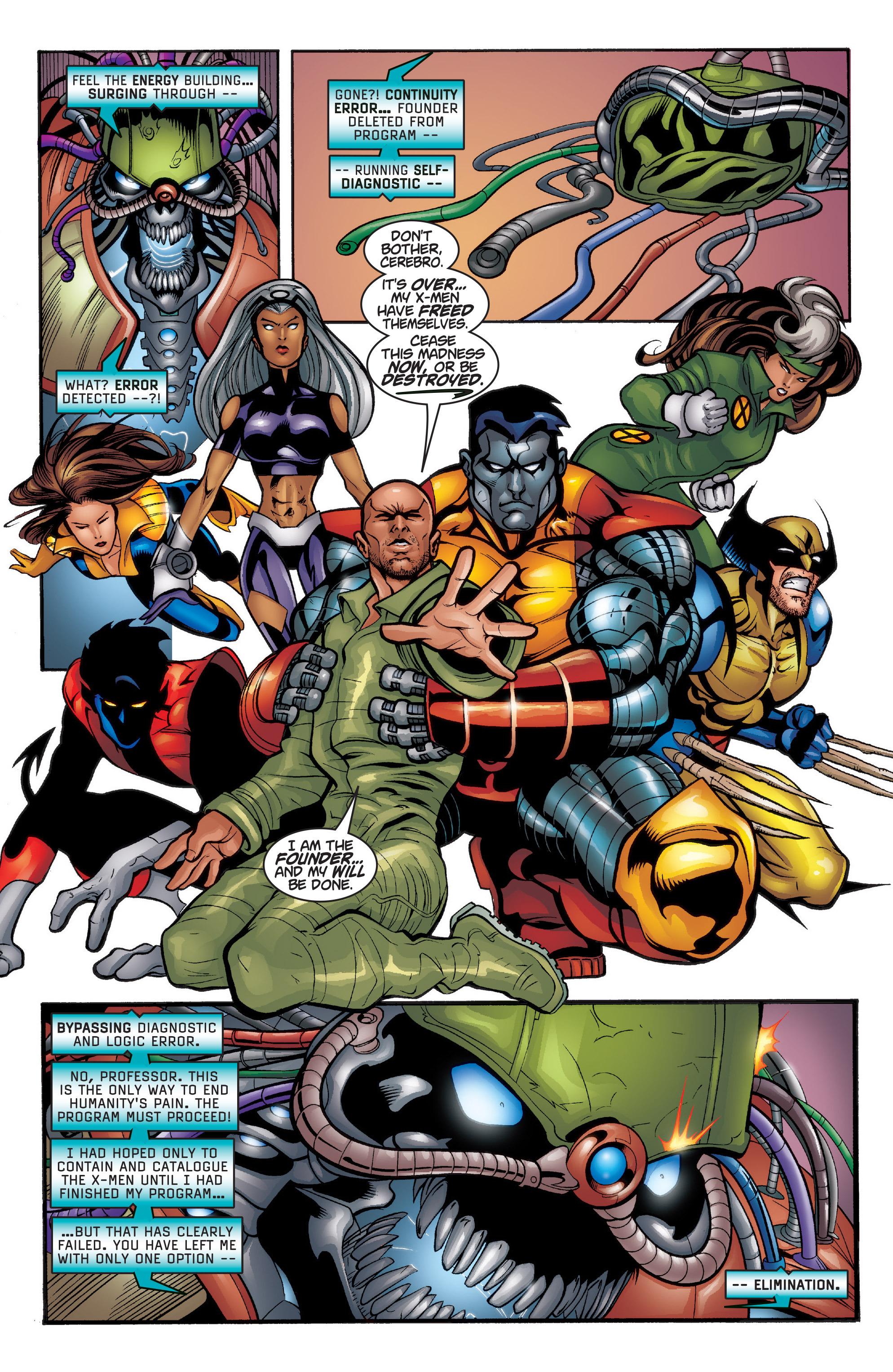 X-Men (1991) 84 Page 11