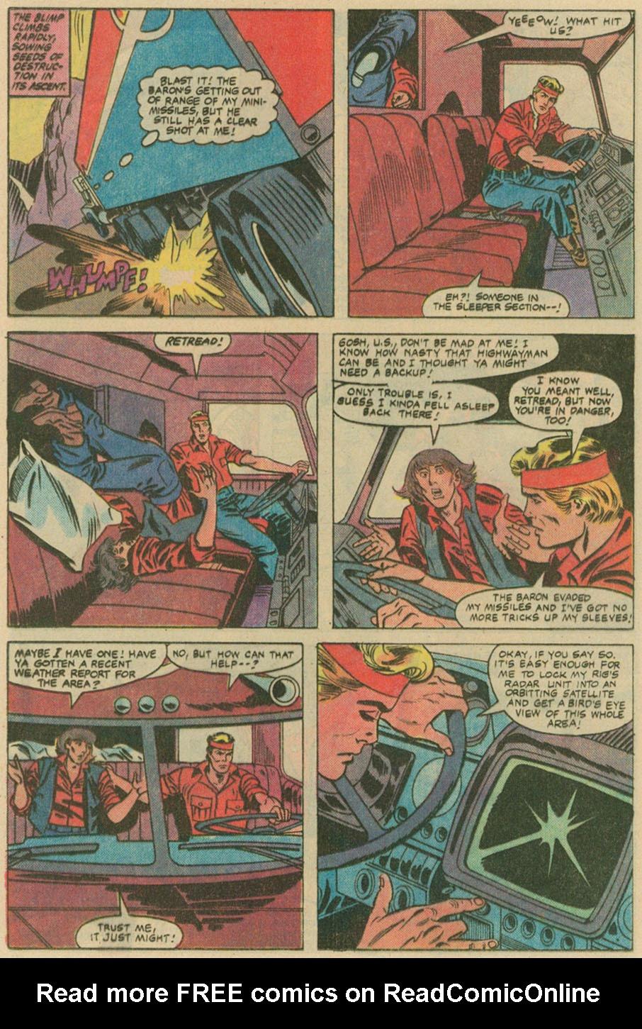 Read online U.S. 1 comic -  Issue #4 - 15