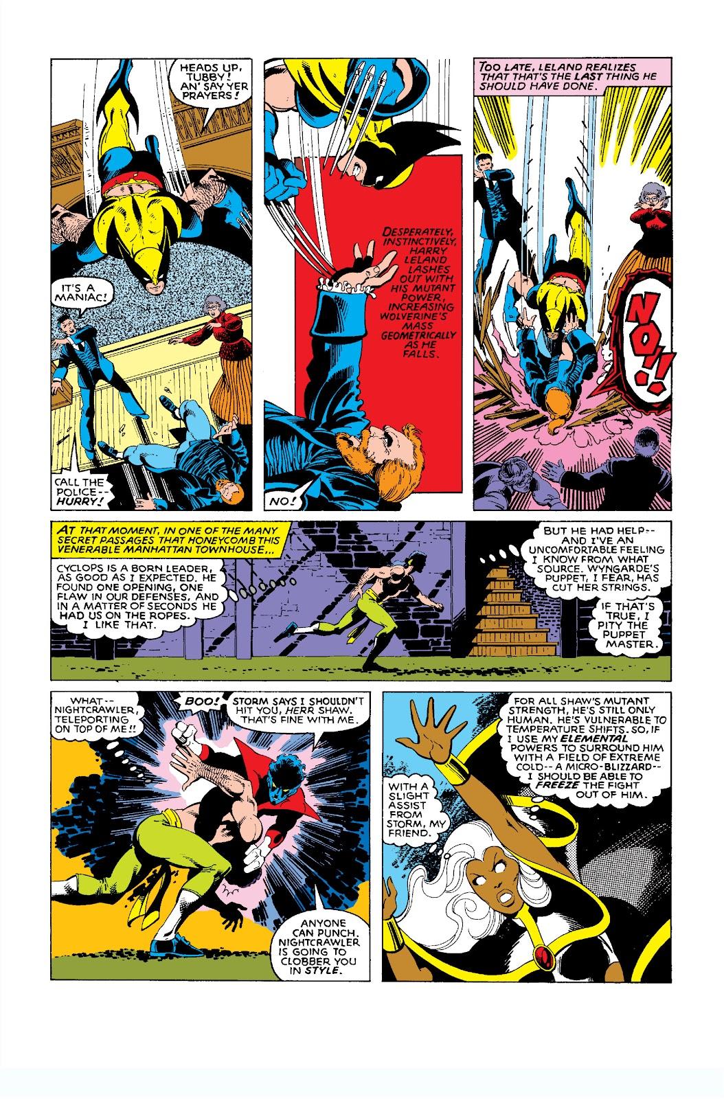Uncanny X-Men (1963) issue 134 - Page 8
