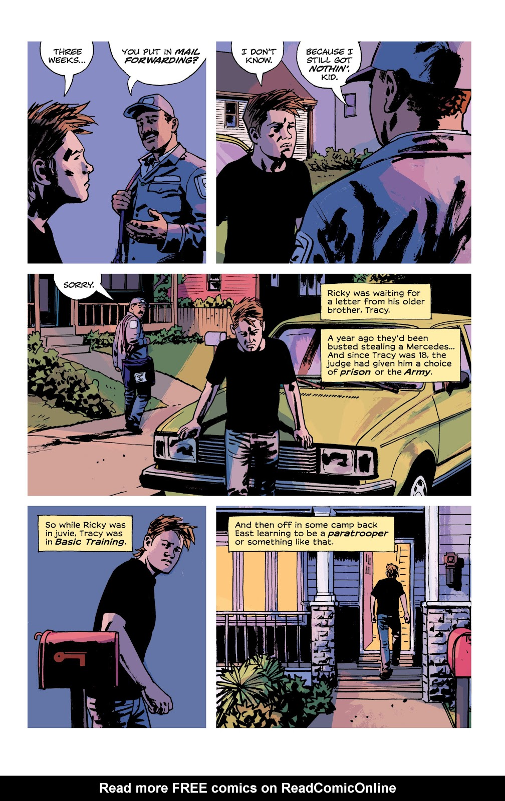 Read online Criminal (2019) comic -  Issue #10 - 16