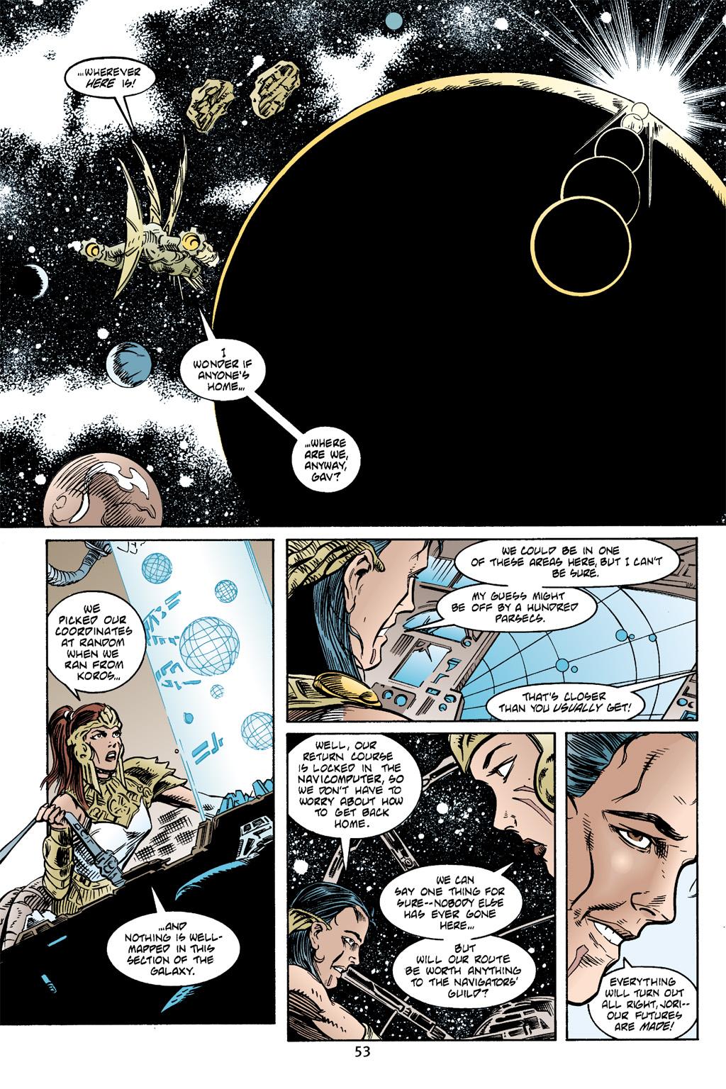 Read online Star Wars Omnibus comic -  Issue # Vol. 4 - 50
