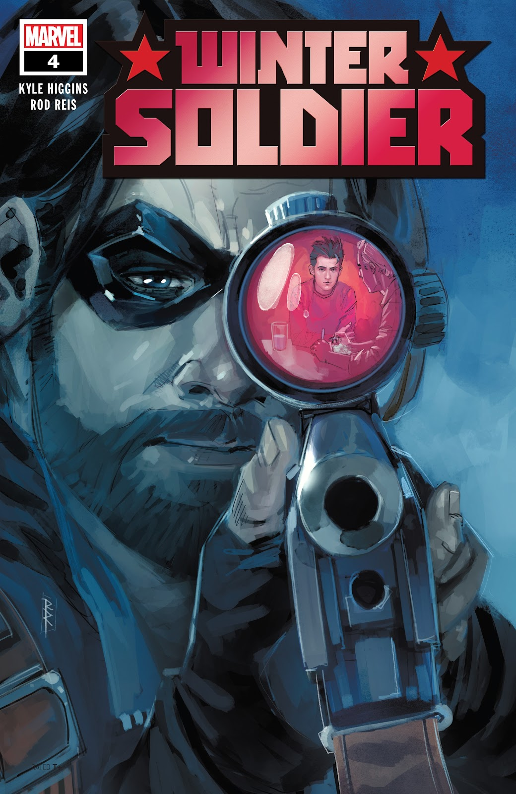 Read online Winter Soldier (2018) comic -  Issue #4 - 1