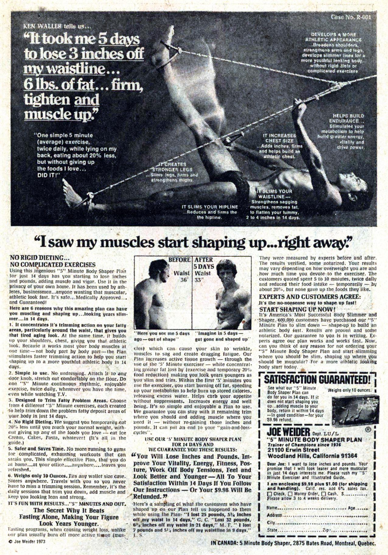 Read online Amazing Adventures (1970) comic -  Issue #34 - 27
