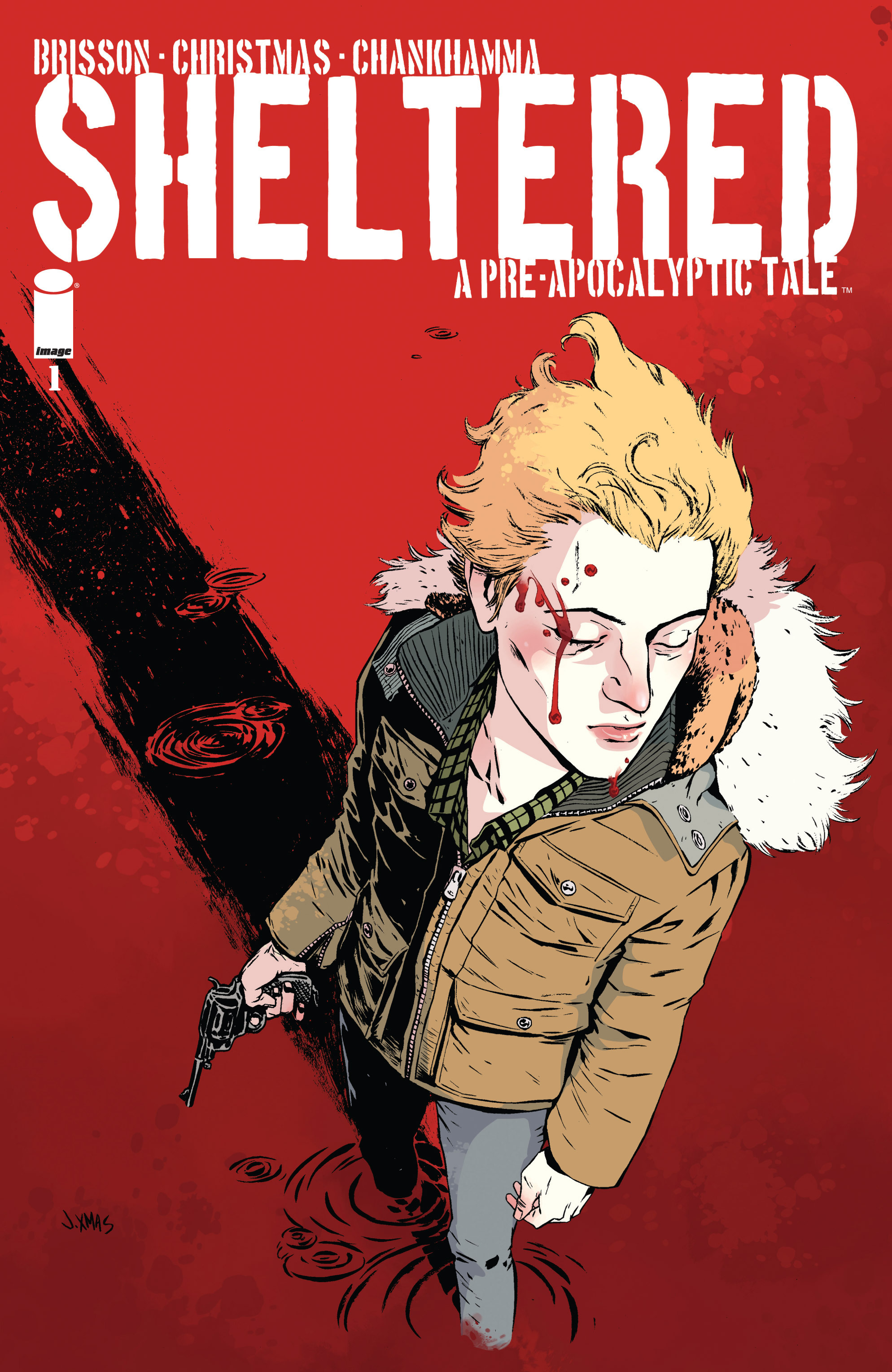 Read online Sheltered comic -  Issue #1 - 1