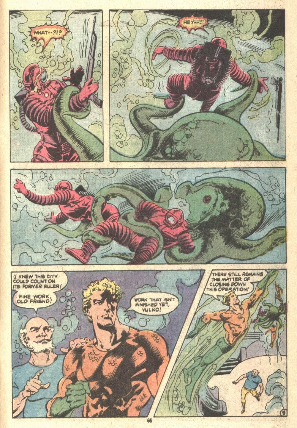 Read online Adventure Comics (1938) comic -  Issue #464 - 65