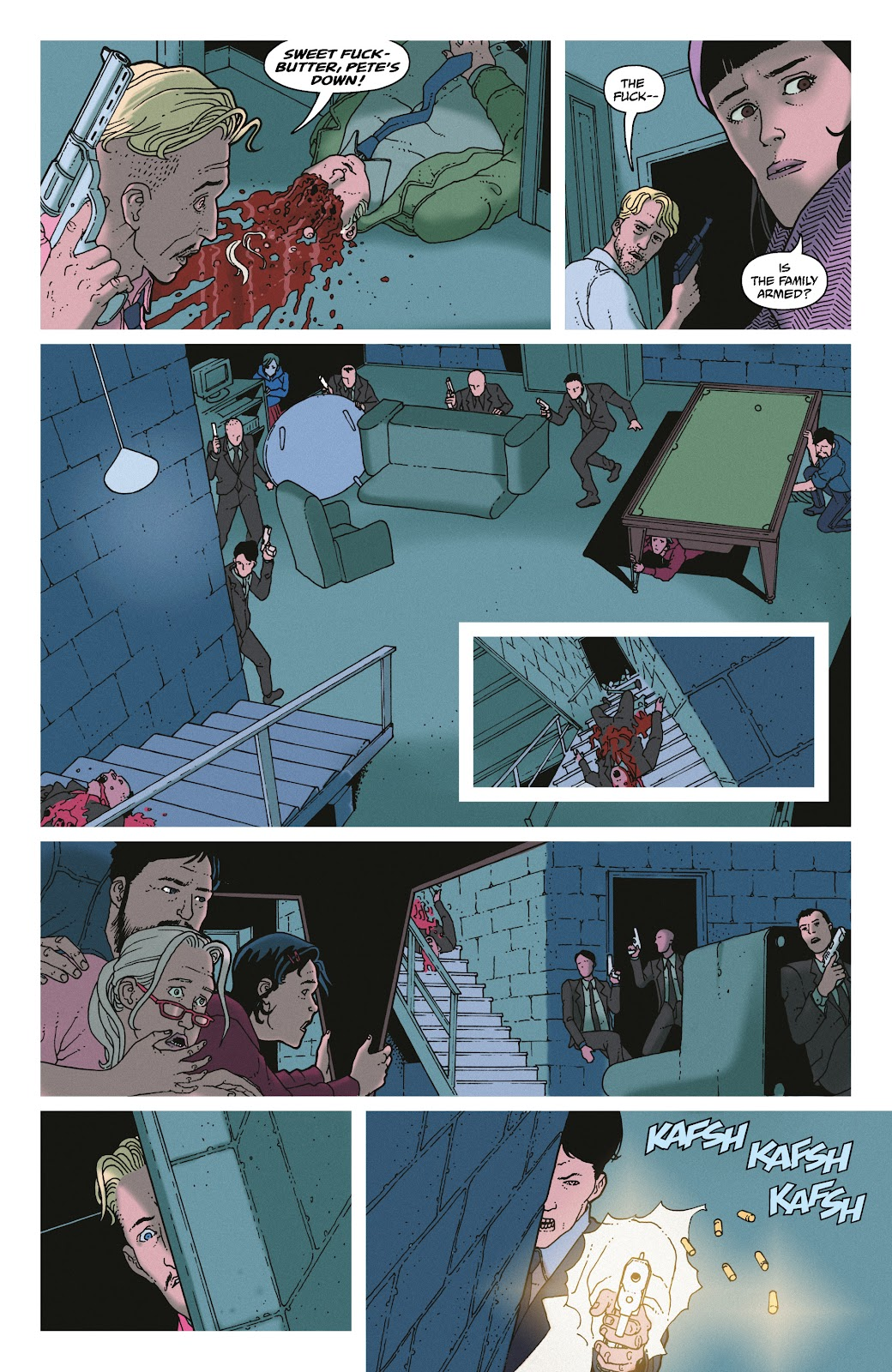 Read online She Could Fly comic -  Issue # _TPB - 123