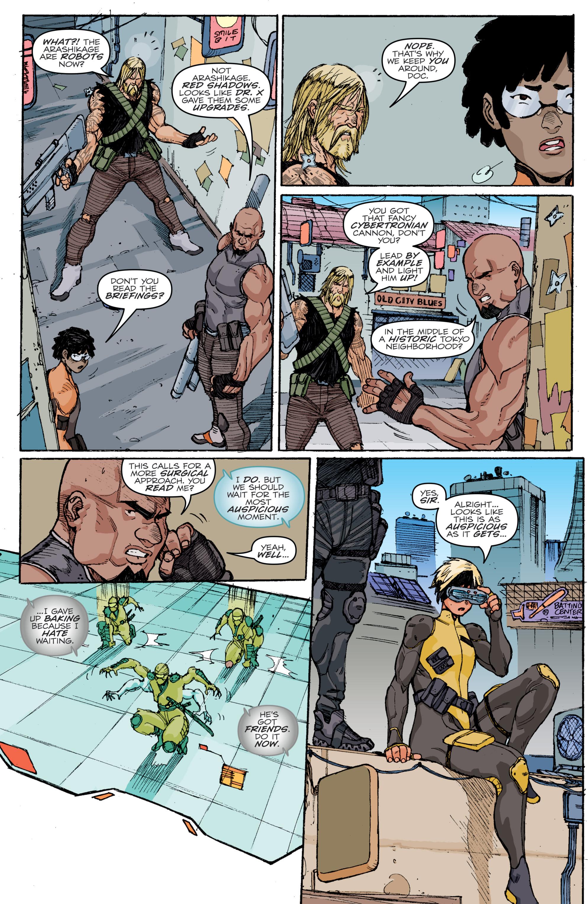Read online G.I. Joe: A Real American Hero comic -  Issue #240 - 29