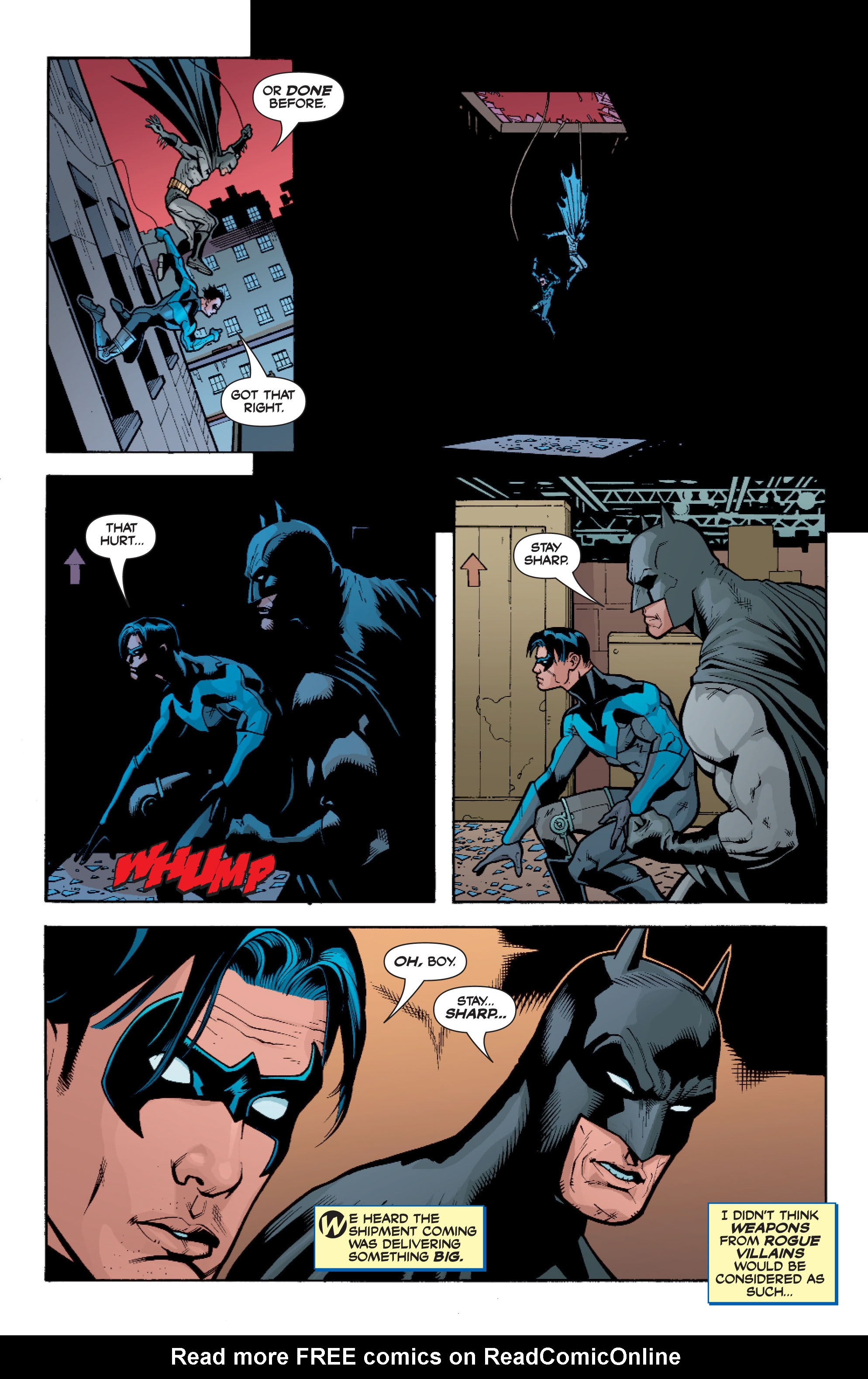 Read online Batman: Under The Red Hood comic -  Issue # Full - 52