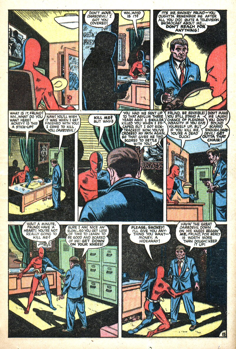 Daredevil (1941) issue 44 - Page 33
