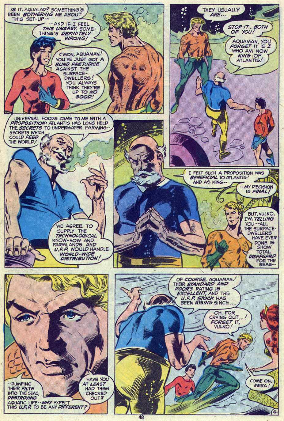 Read online Adventure Comics (1938) comic -  Issue #461 - 48