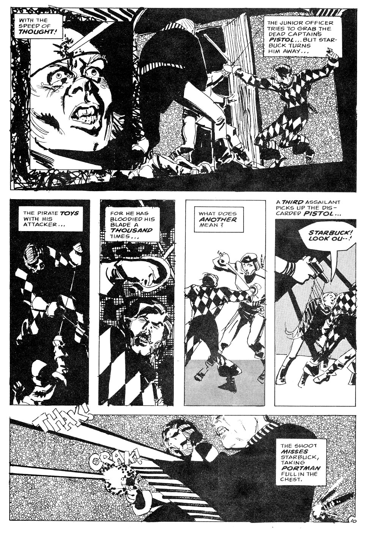 Read online Star*Reach comic -  Issue #4 - 11