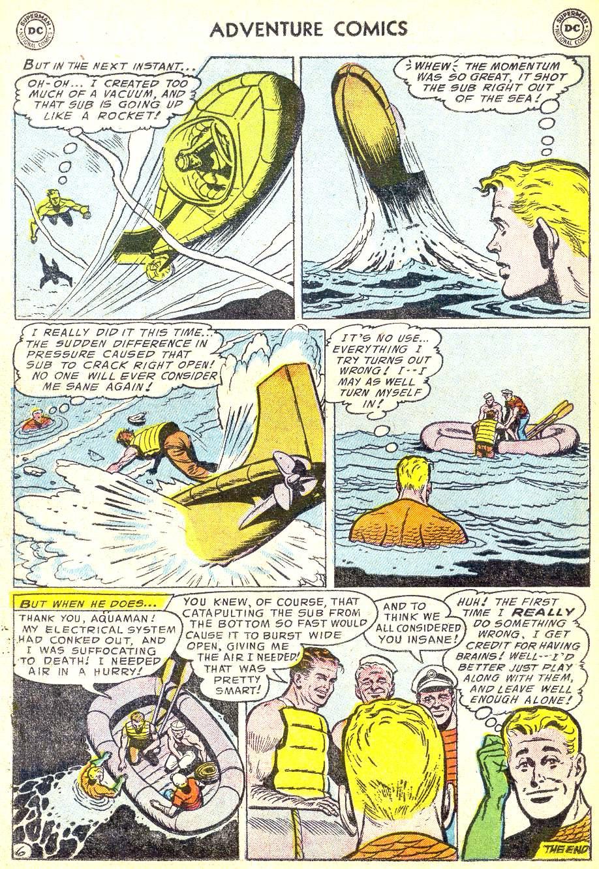 Read online Adventure Comics (1938) comic -  Issue #218 - 22