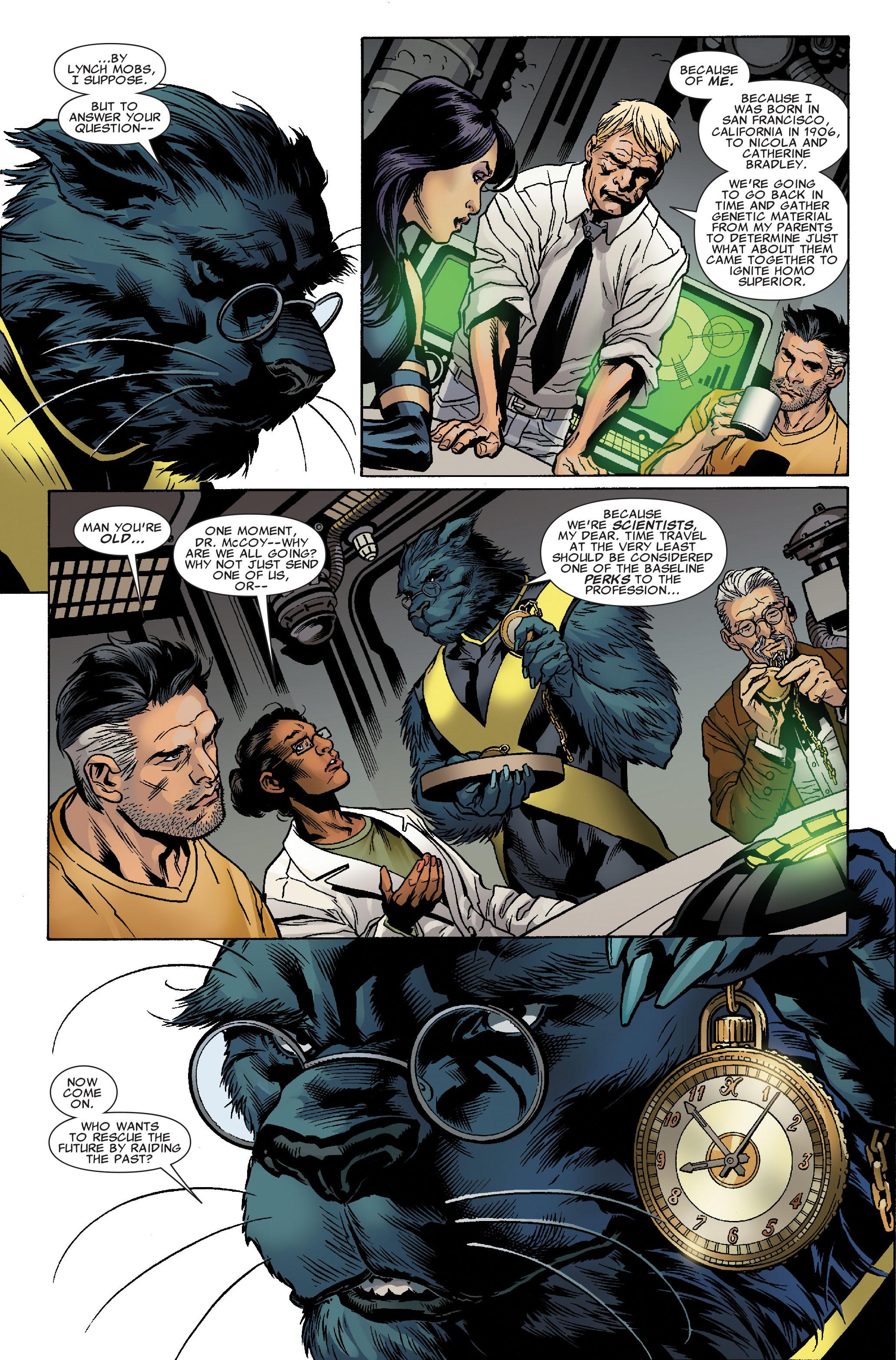 Read online Uncanny X-Men (1963) comic -  Issue #512 - 5