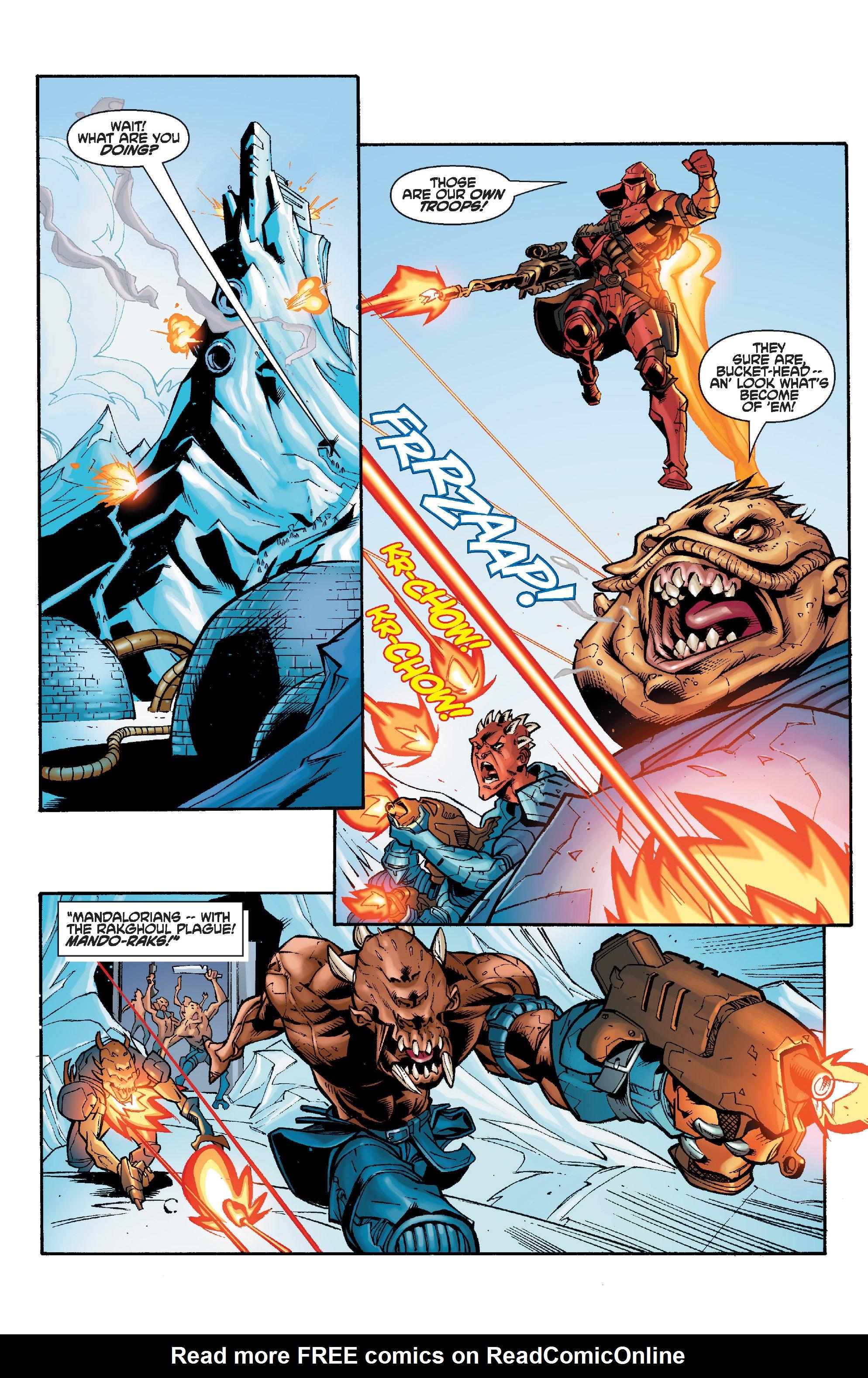 Read online Star Wars Omnibus comic -  Issue # Vol. 32 - 190