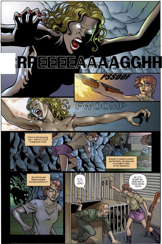 Read online Amazing Fantasy (2004) comic -  Issue #11 - 29