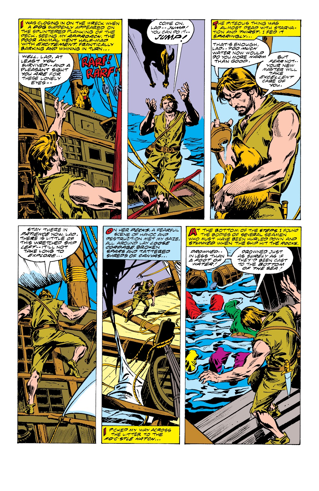 Marvel Classics Comics Series Featuring issue 19 - Page 32
