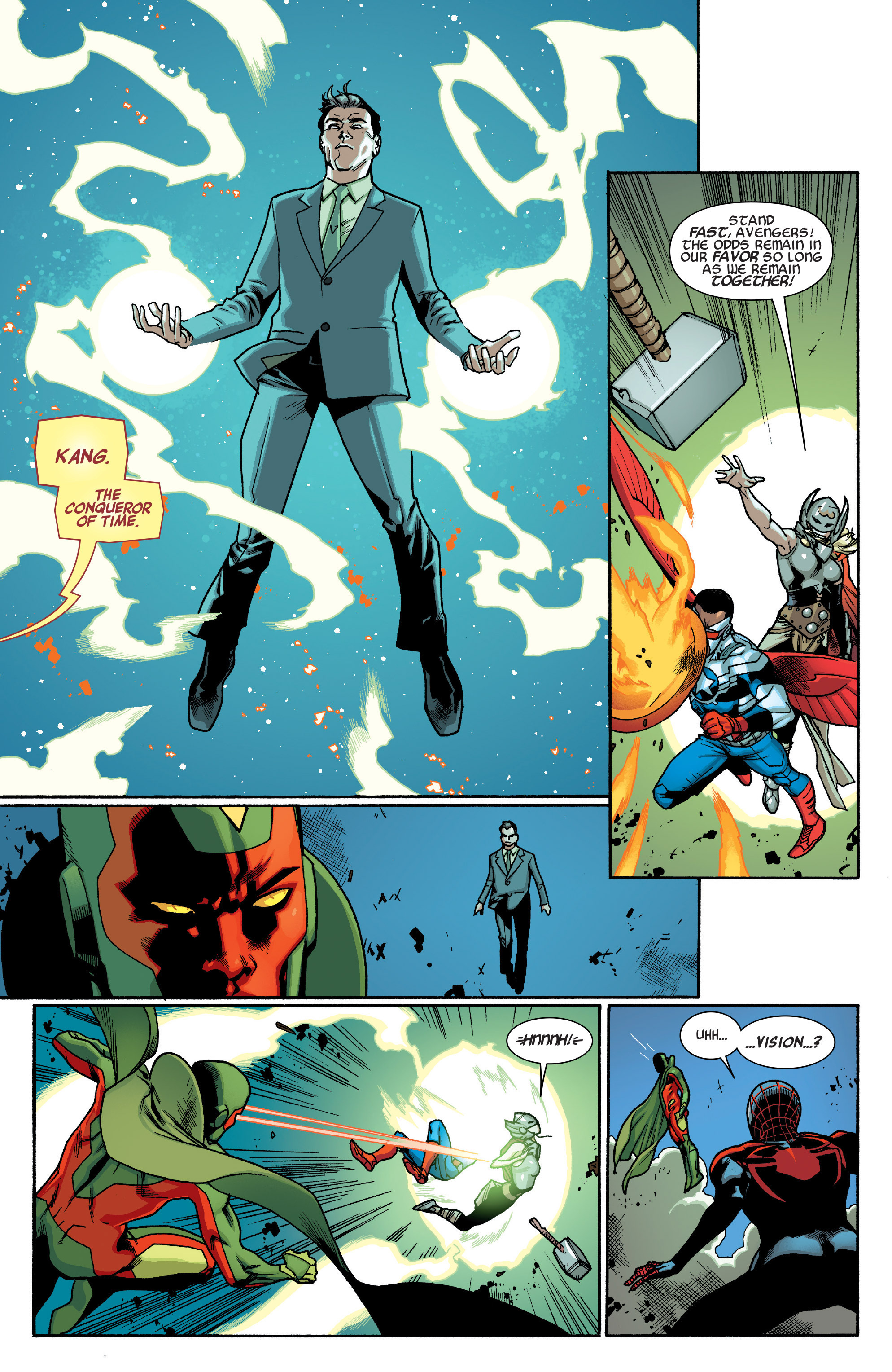Read online All-New, All-Different Avengers comic -  Issue #5 - 20