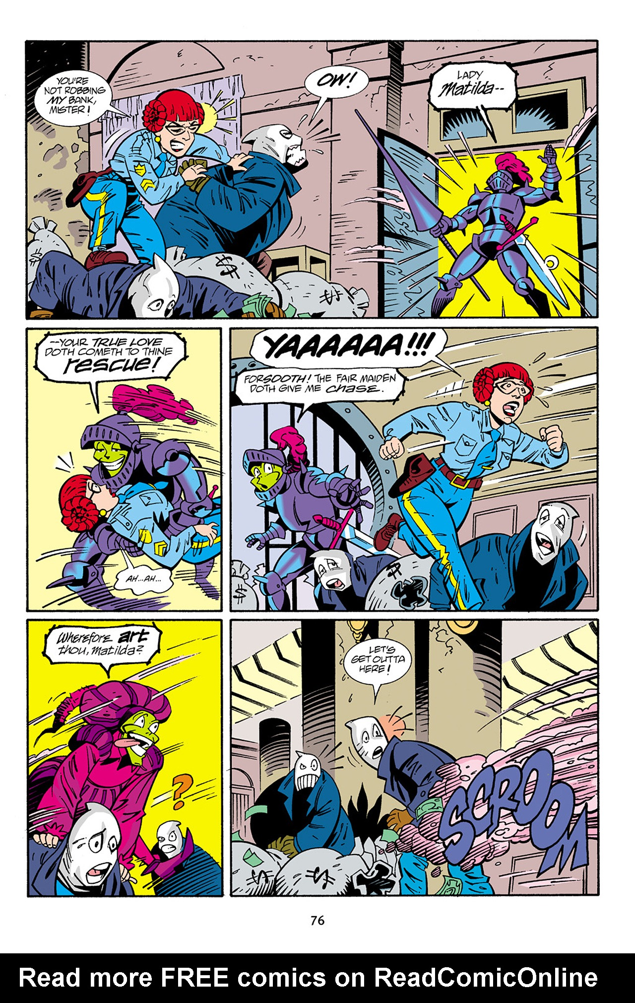 Read online Adventures Of The Mask Omnibus comic -  Issue #Adventures Of The Mask Omnibus Full - 76