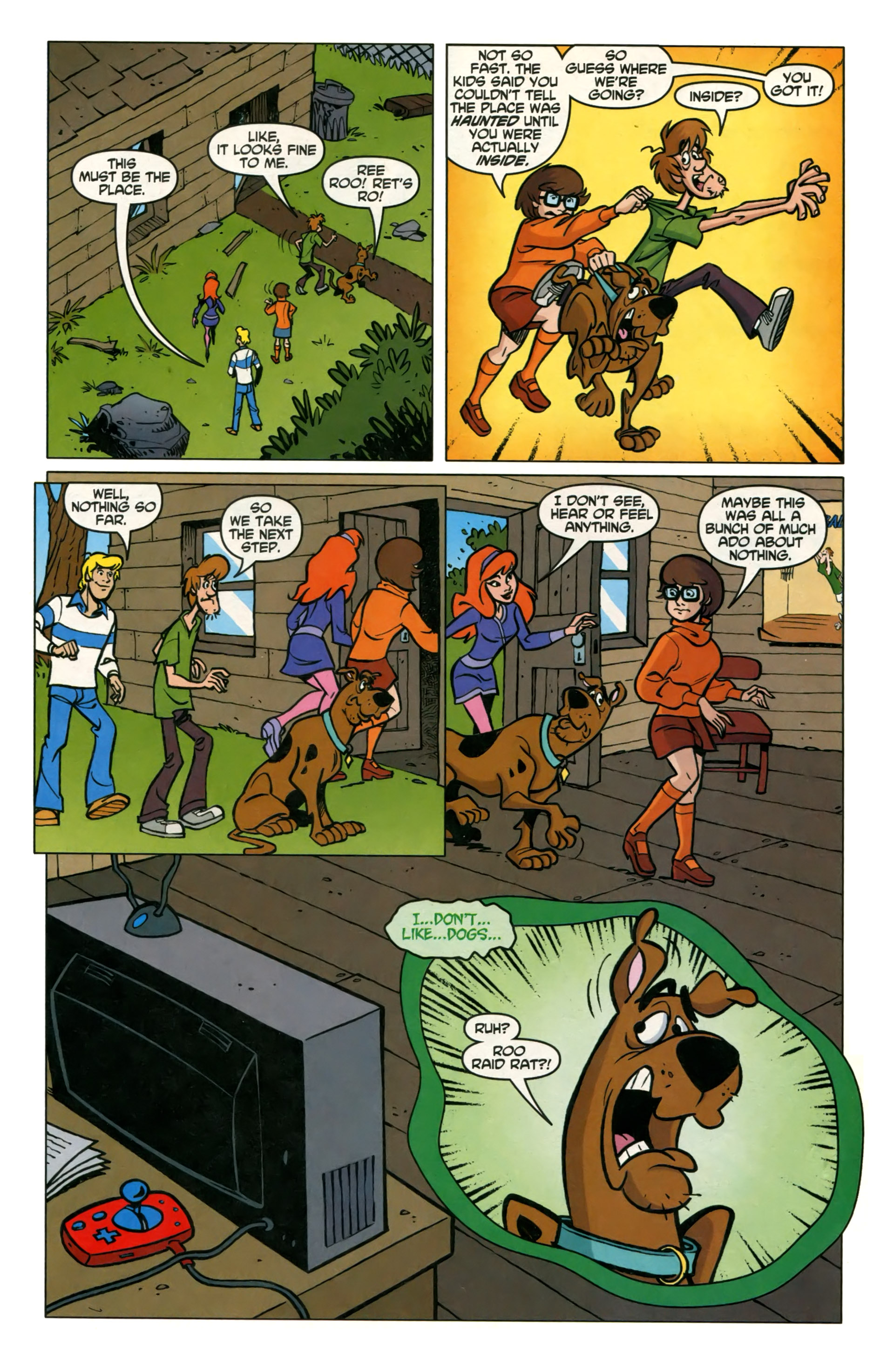 Read online Scooby-Doo (1997) comic -  Issue #108 - 18