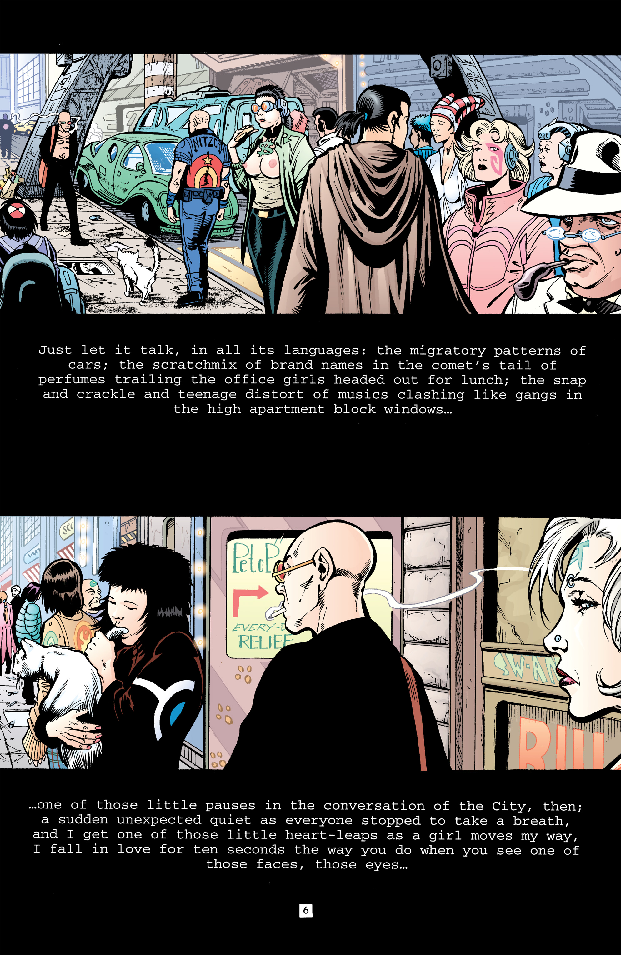 Read online Transmetropolitan comic -  Issue #32 - 7